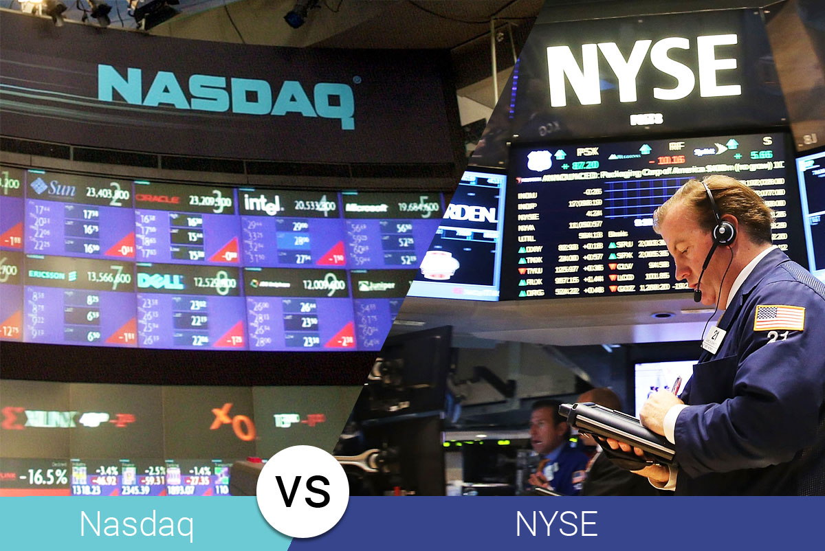 Nasdaq vs. NYSE: Why Companies Choose One Over the Other ...