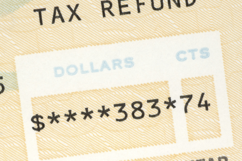 how to use my tax refund