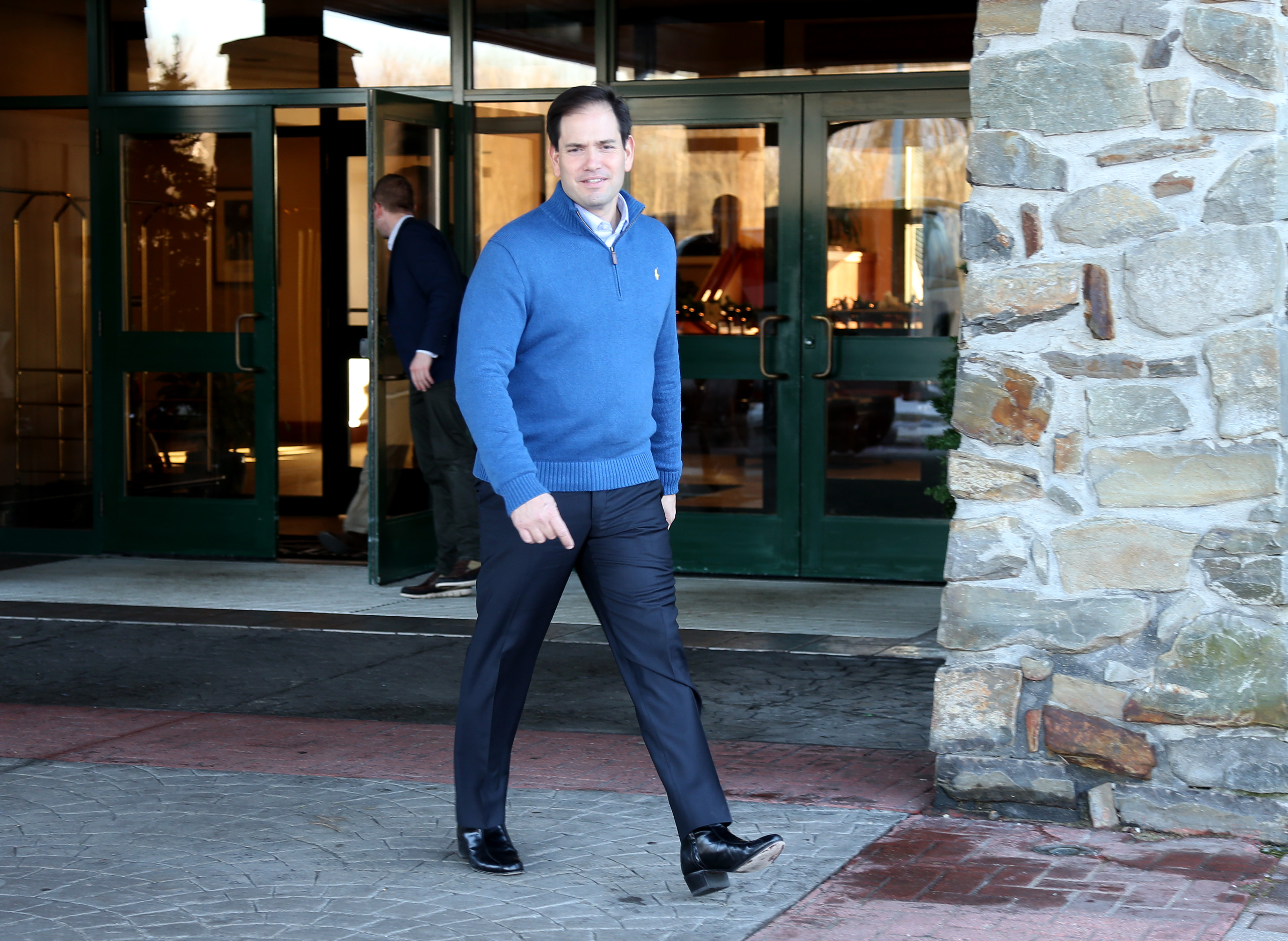 What Marco Rubio S Heels Say About Fashion And Height
