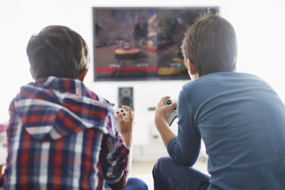 Home Video Games Teens About 30
