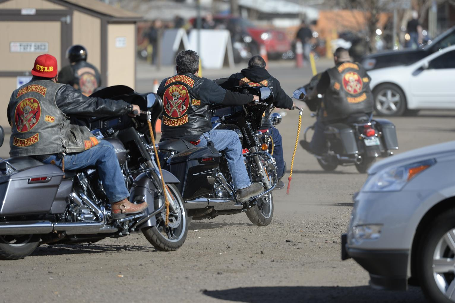 Fast Growing Motorcycle Group Is Largely For Law