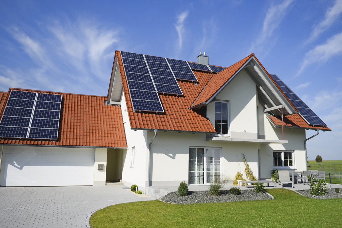 What homebuyers should know about solar panels saving for Solar home design