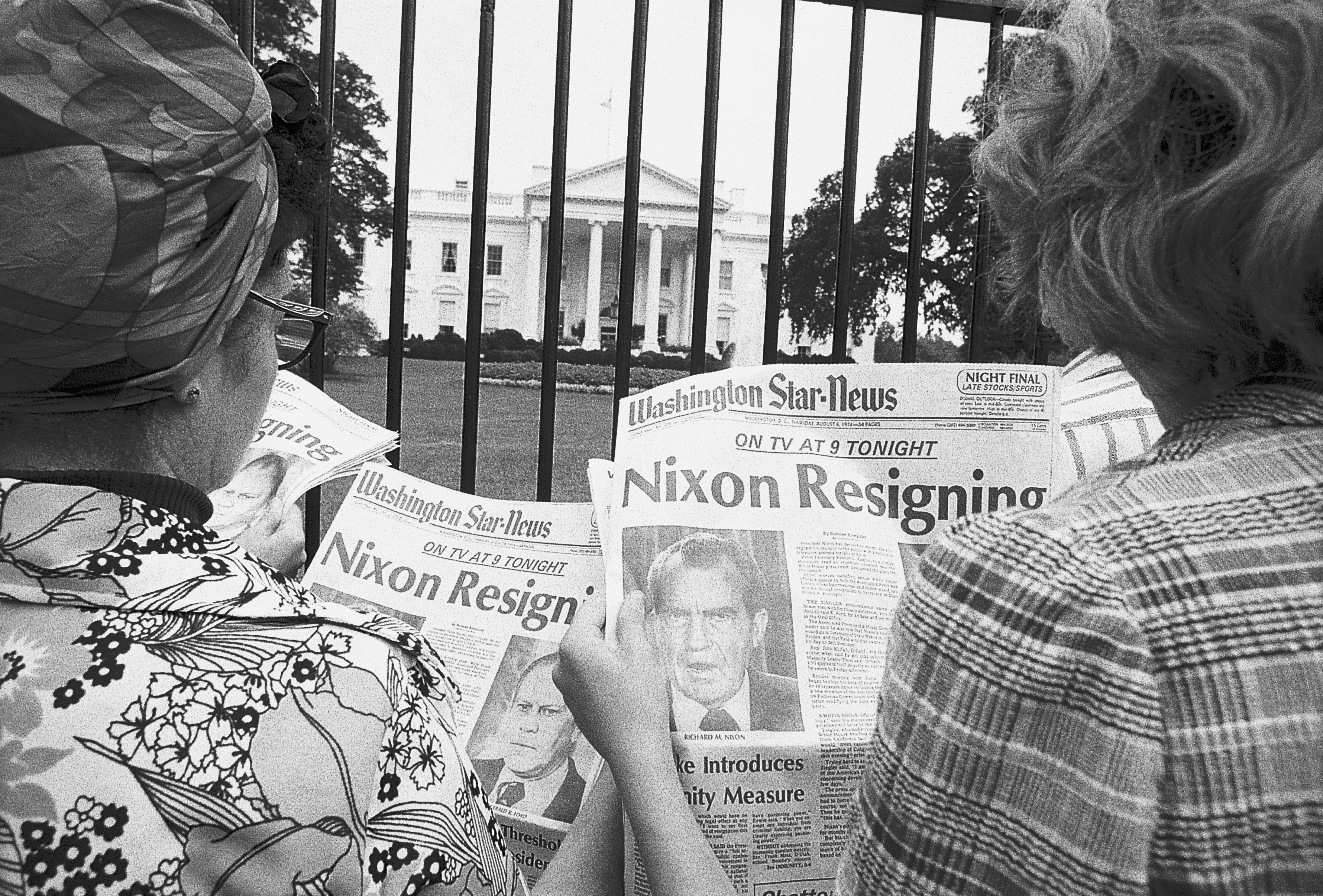 a study of the watergate scandal in america Watergate scandal the watergate scandal hit washington during the presidency of richard nixon  america seemed to have lost the war, and even worse,.