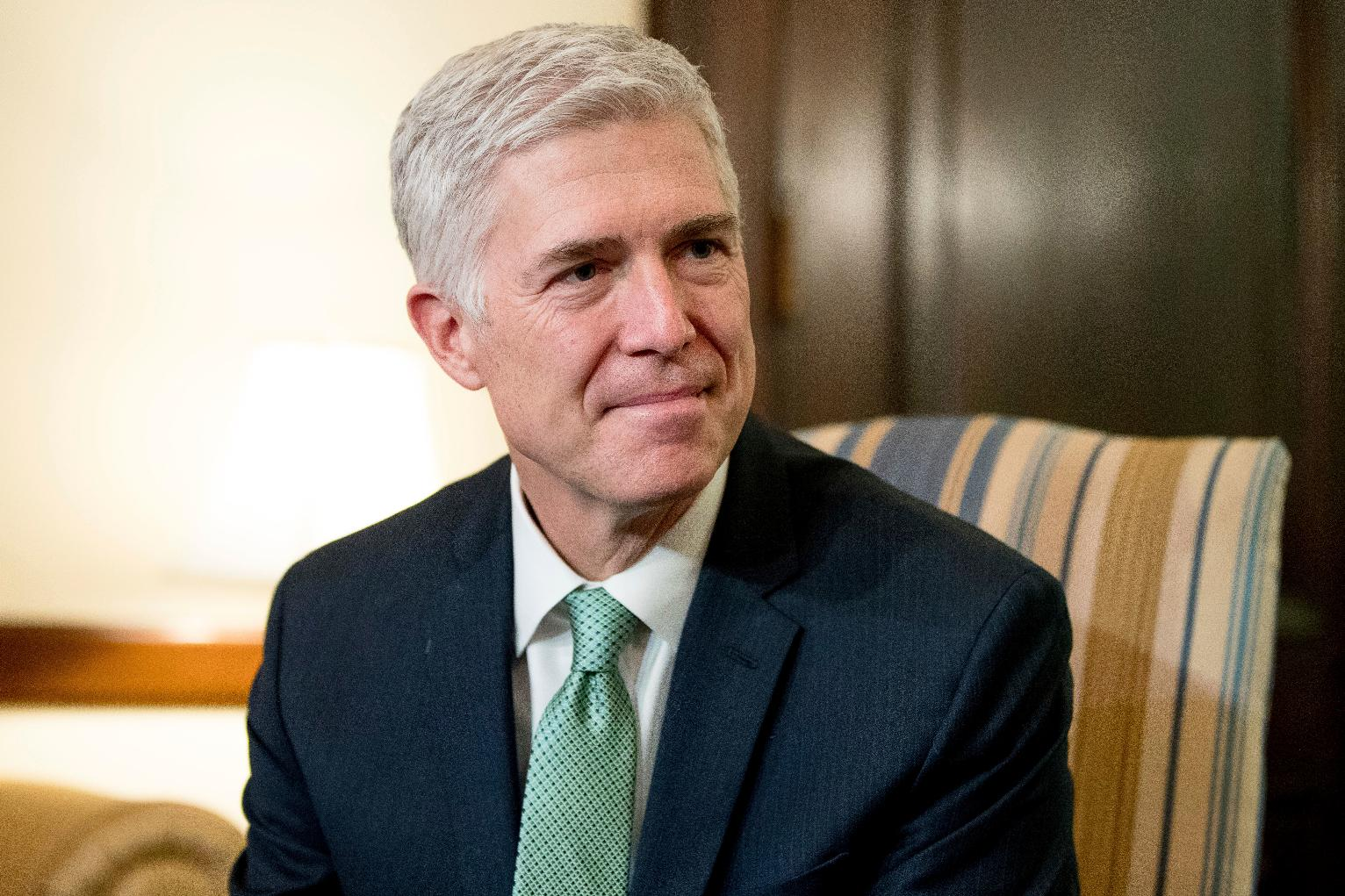 Neil Gorsuch Hearings Set to Begin, Jurist Seen by Many as Smart, Modest Nominee for High Court