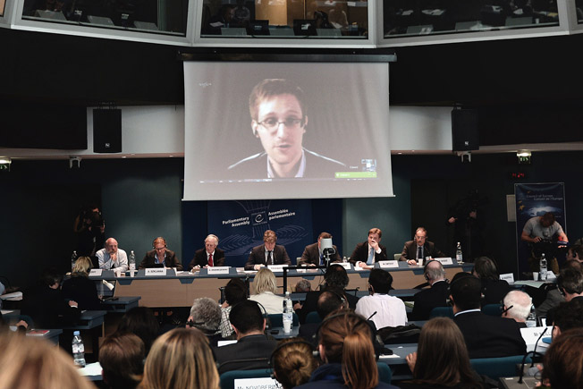 NSA: Releasing Edward Snowden Emails Would Violate His Privacy - US News