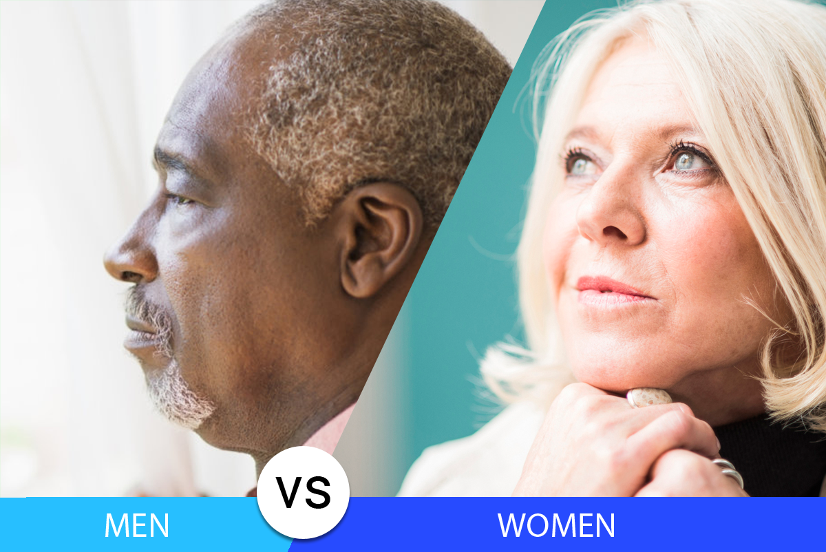 why are men and women different Researchers have identified several structural differences between the brains of men and women,  men and women aren't really that different,  why males are.