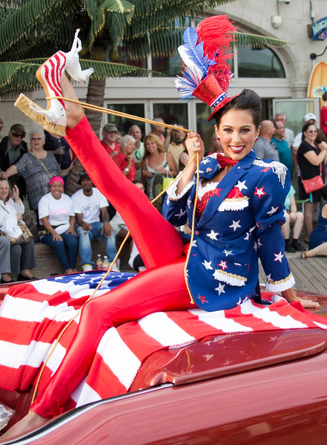Used Cars Online >> Miss America shoe parade hits the Atlantic City Boardwalk ...