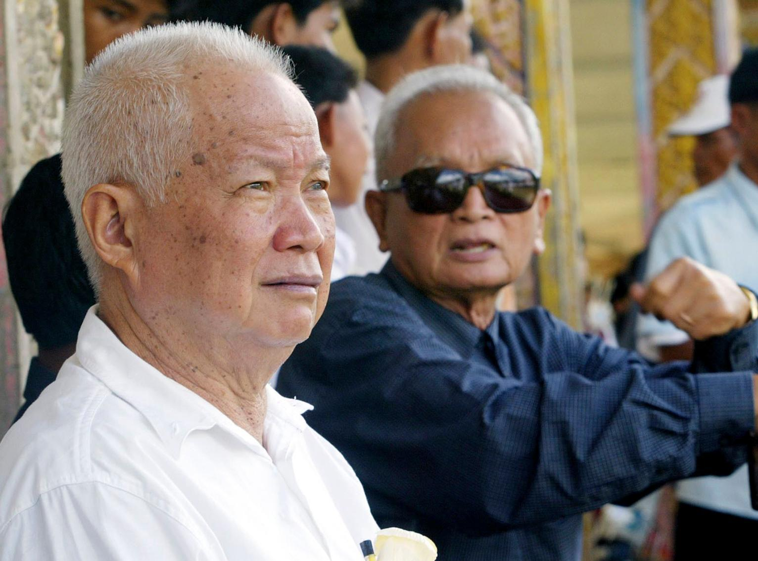 Cambodian Court Upholds Life Terms For 2 Khmer Rouge