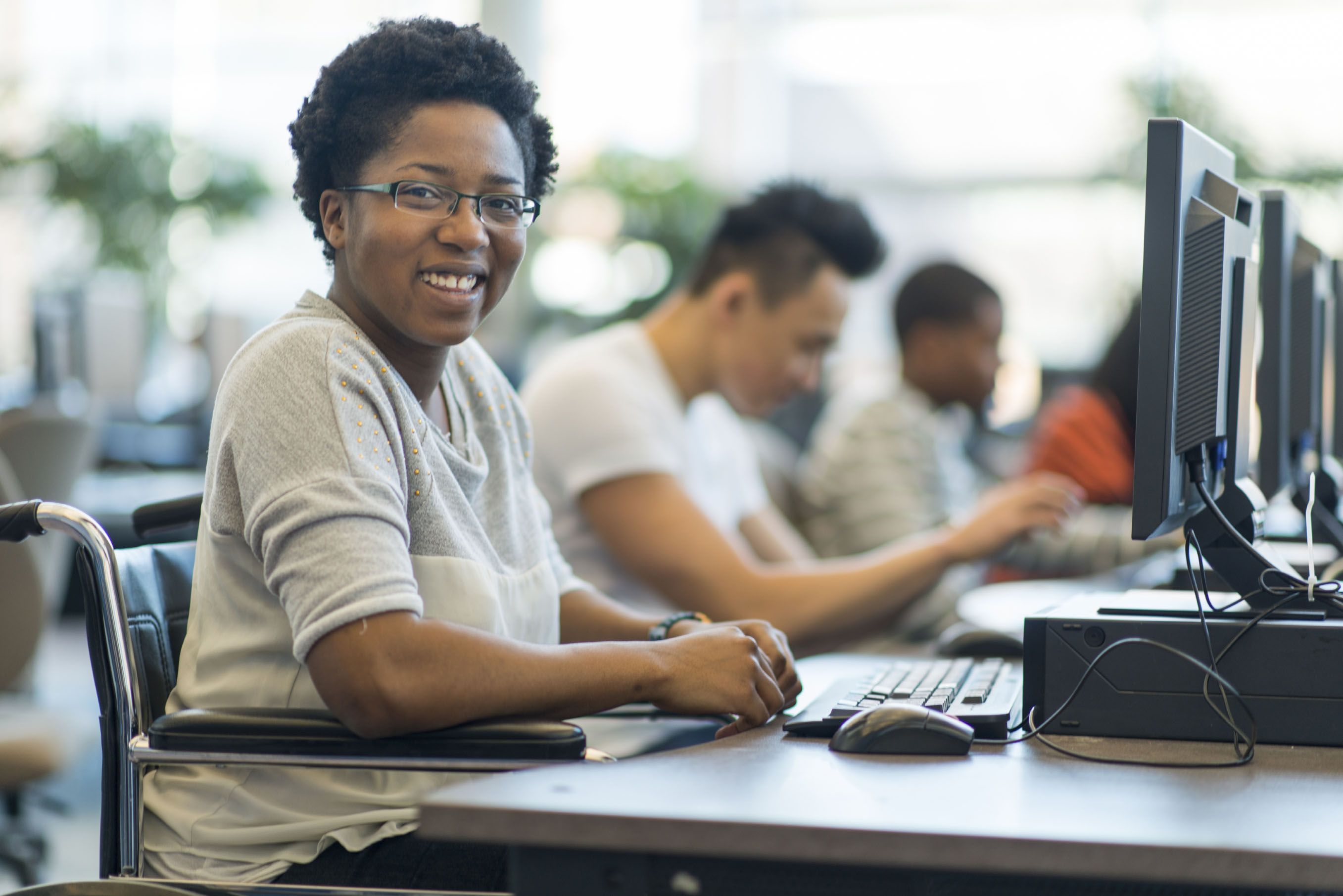 Students With Disabilities Meet Challenges in Online Courses  Online Colleges  US News