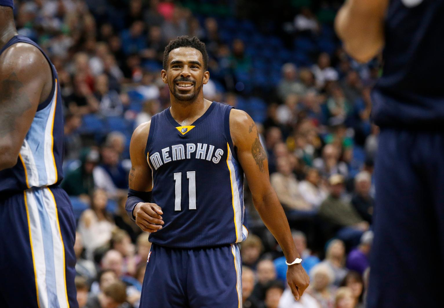mike conley - photo #35