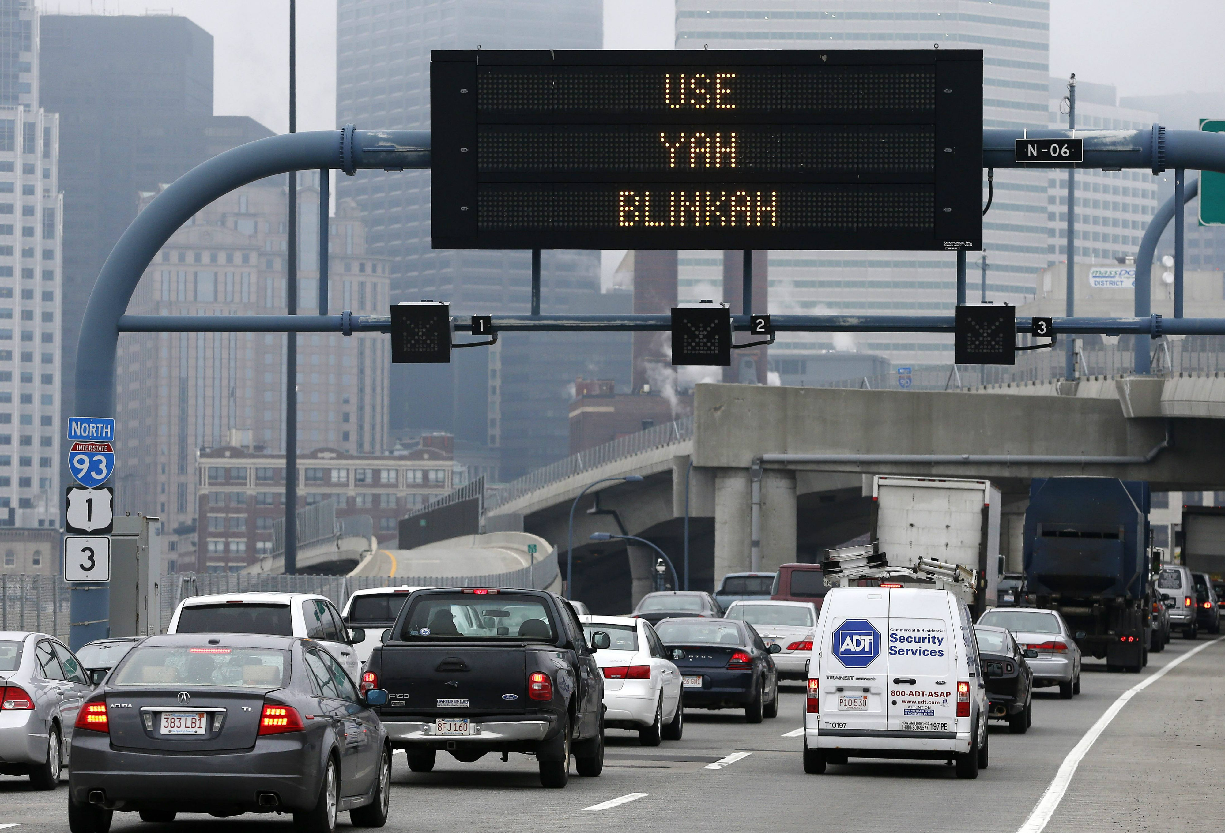 Interstate 93 Blocked By Black Lives Matter Protest Us News