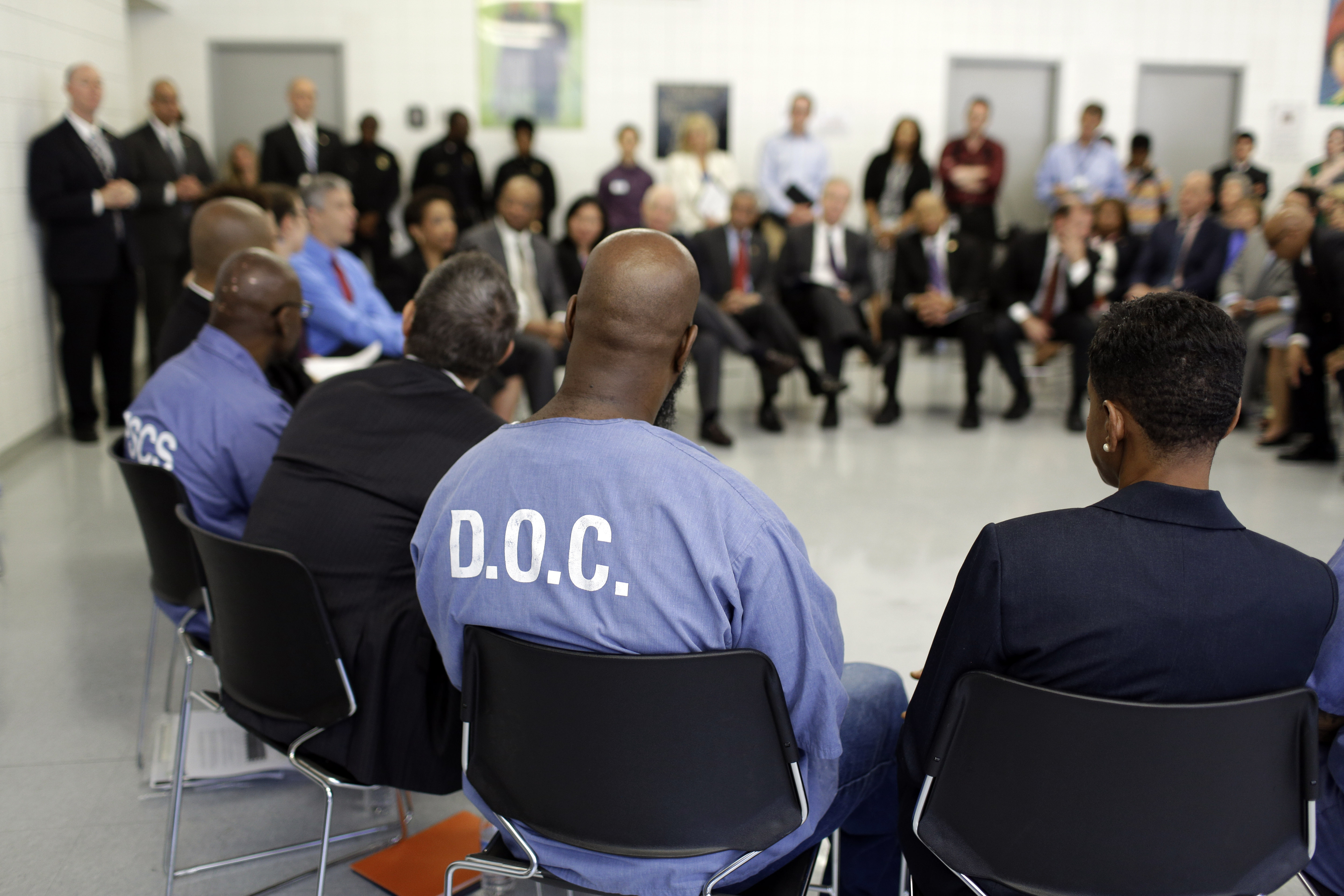 The issue of americas prisons as graduate shools for crime