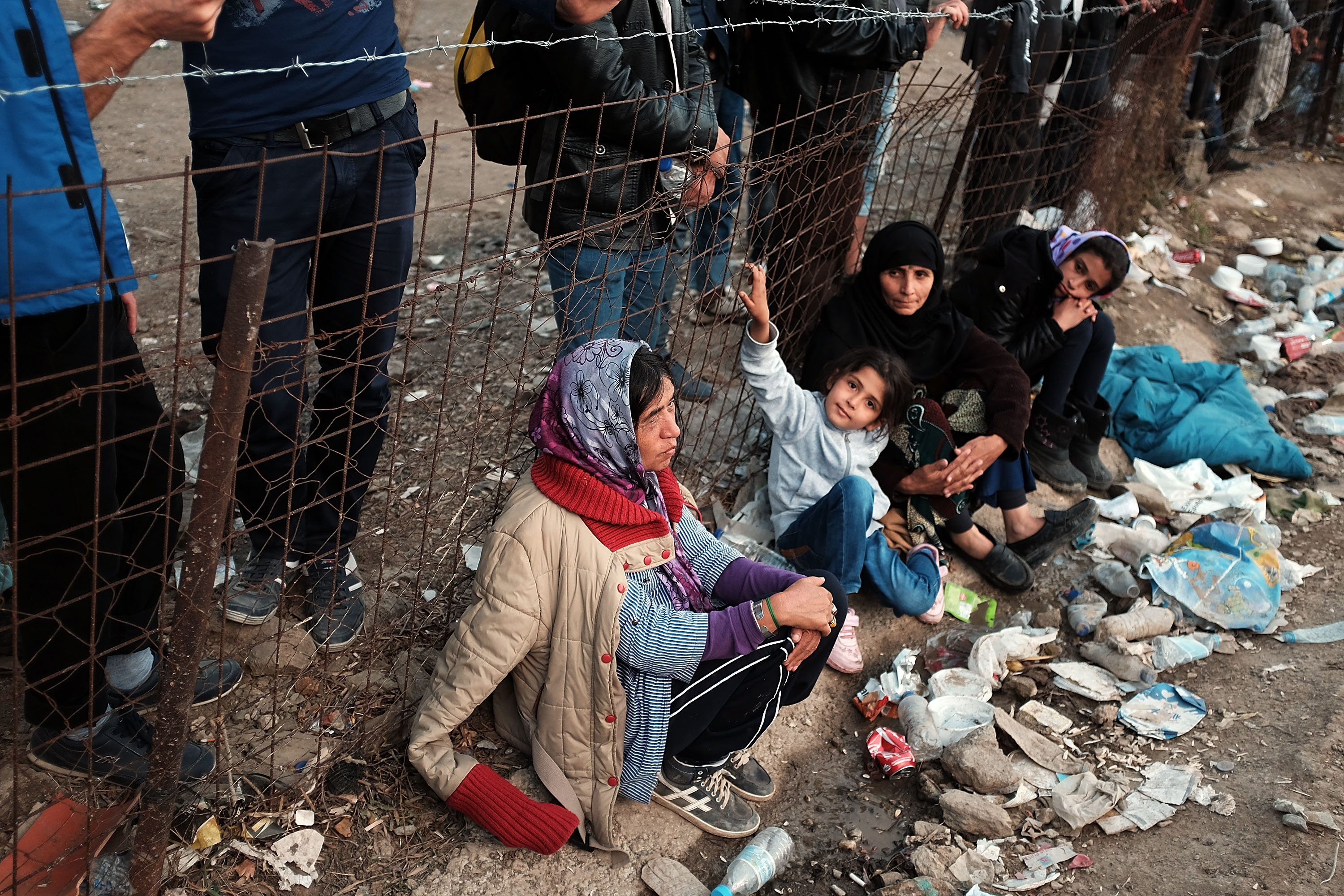 the syrian refugee crisis in america I outlined to president trump my government vision for dealing with this crisis with the support of the international community the trump administration's first travel ban barred all syrian refugees from entering the united states that portion was removed after an appeals court blocked the order and the.