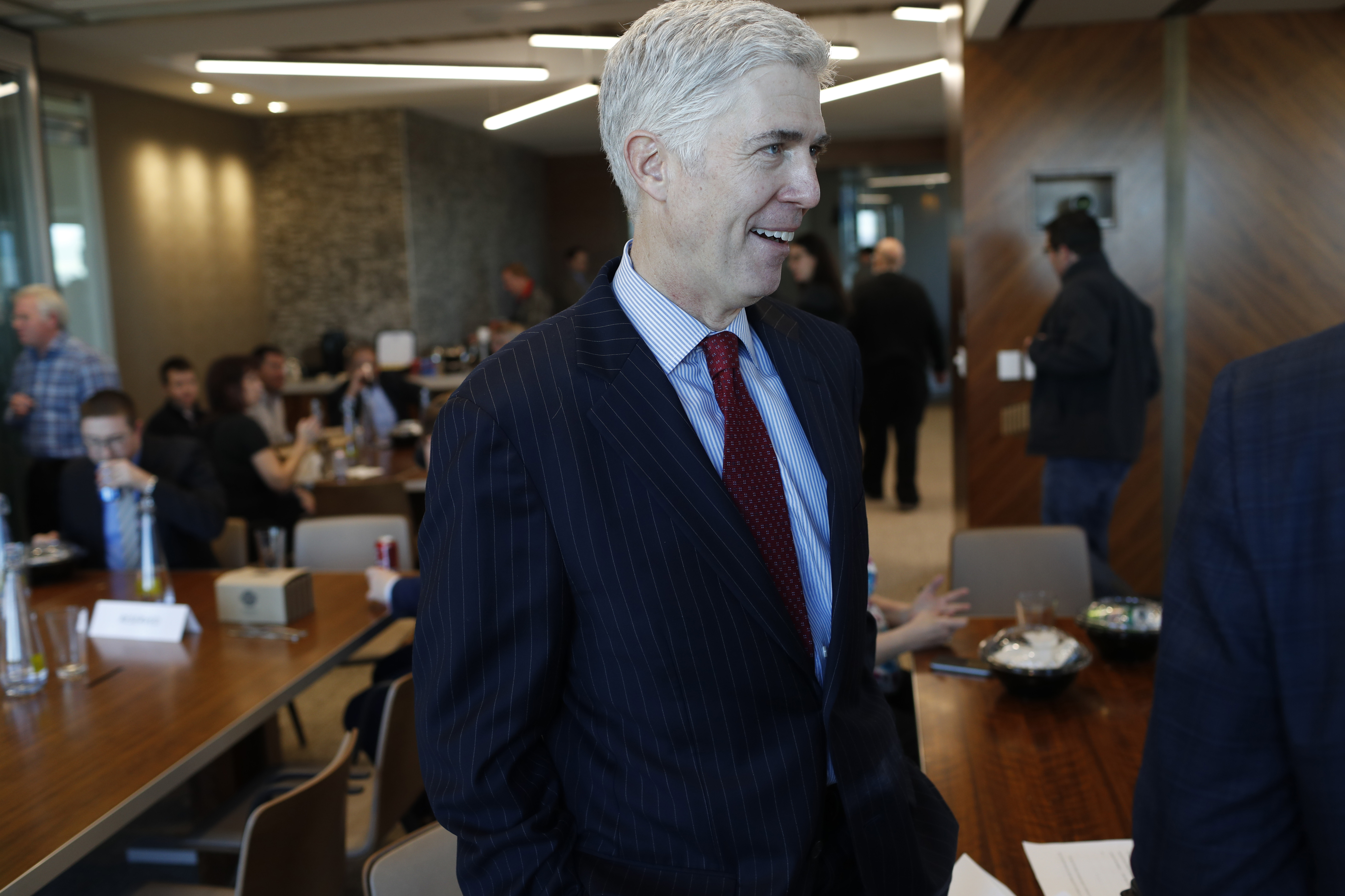 Donald Trump Selects Neil Gorsuch for the Supreme Court ...