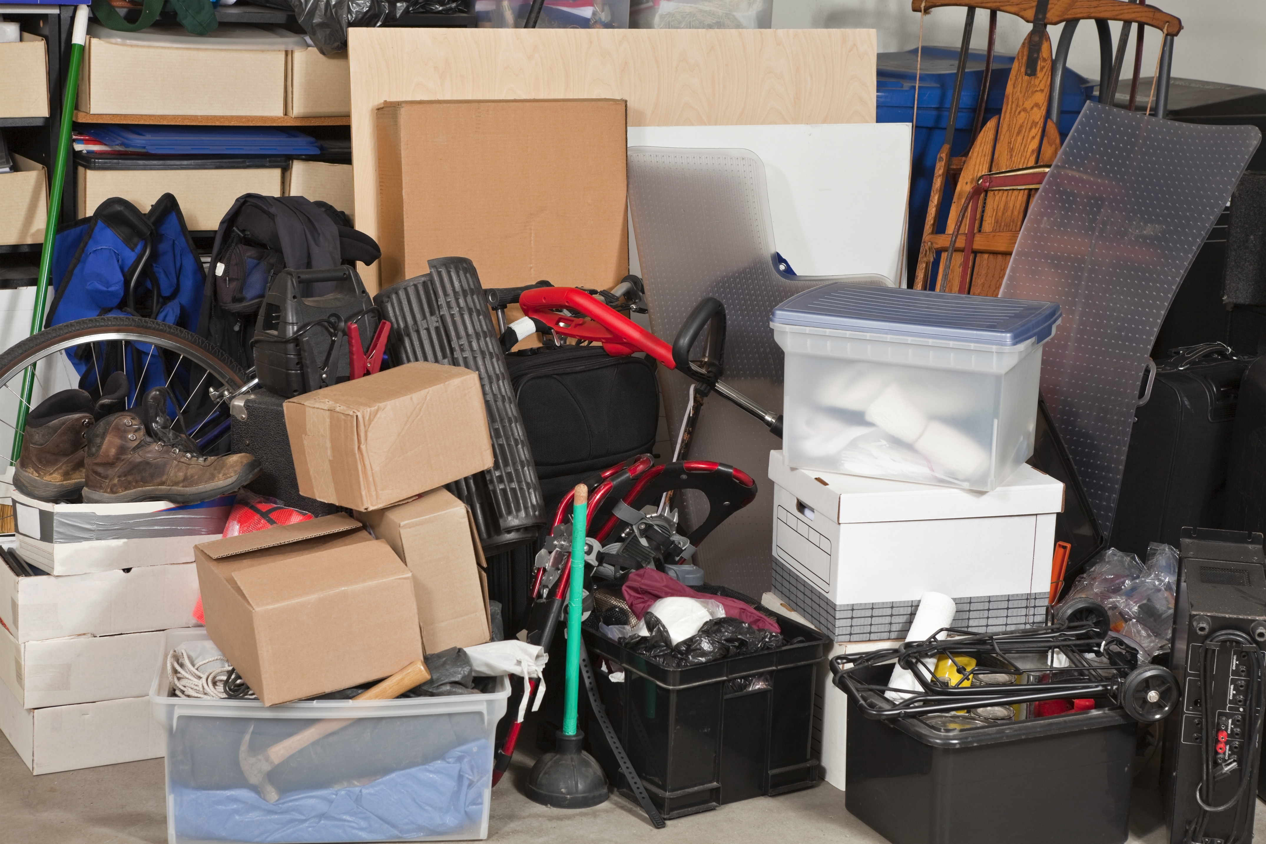 Image result for What's Causing Clutter in Your Home? A New Year, a New Home