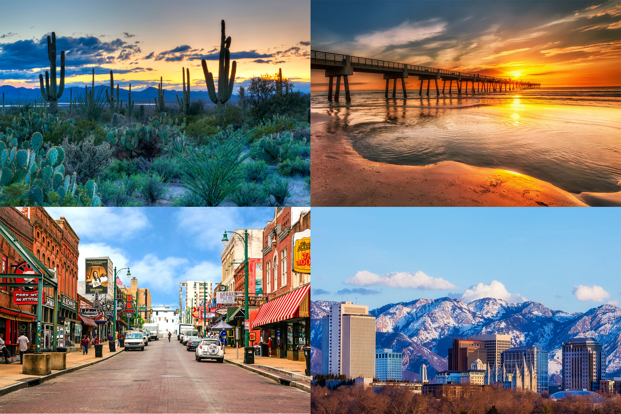 The 17 Best Affordable Destinations in the USA 201718