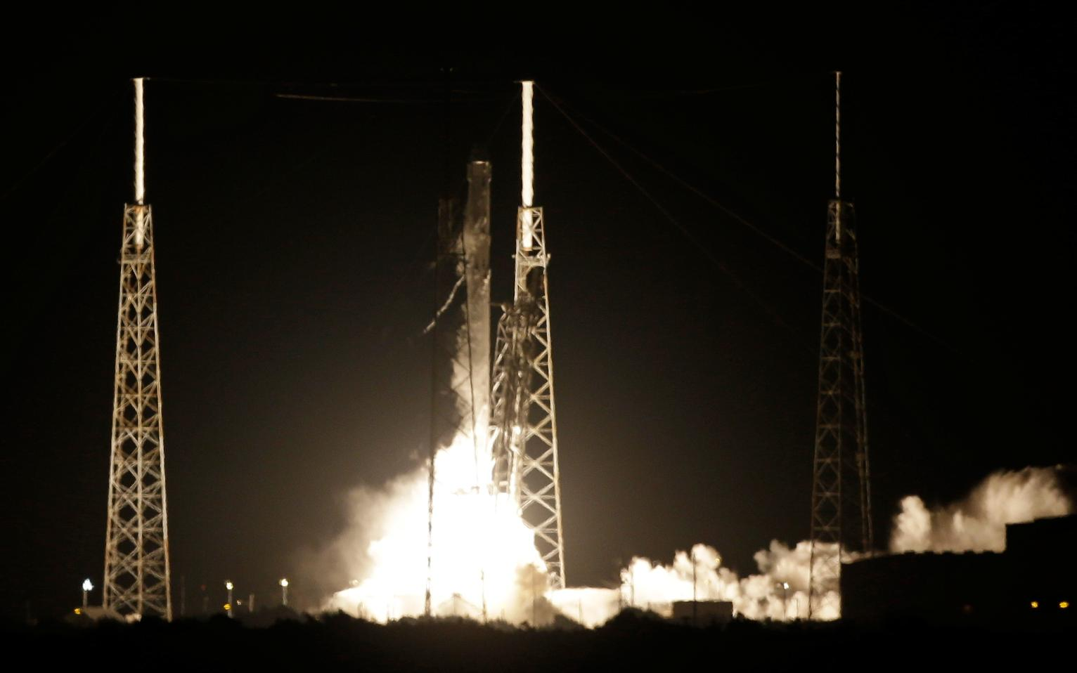 SpaceX launches space station docking port for NASA | U.S. News | US News