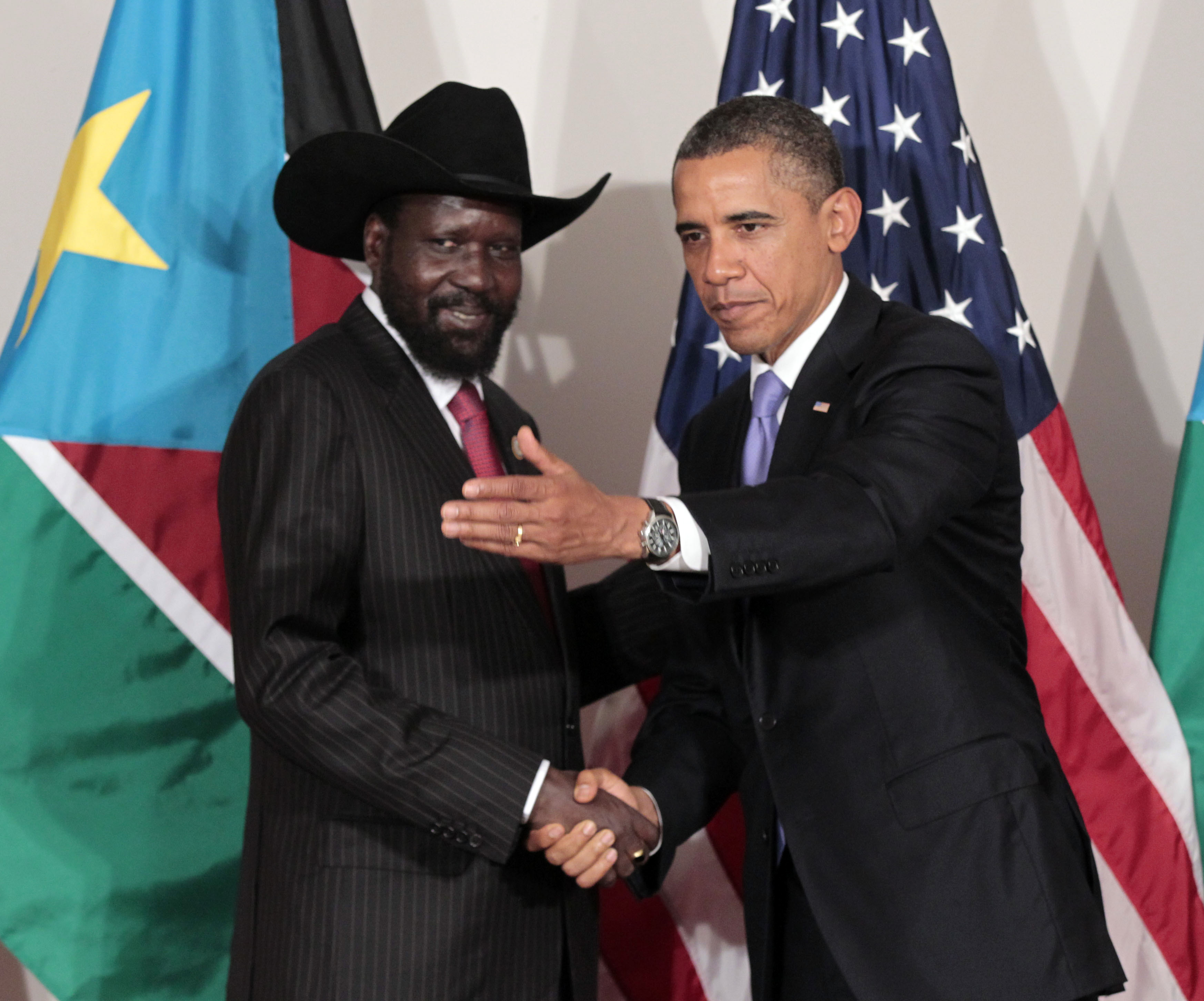 relationship between south sudan and usa
