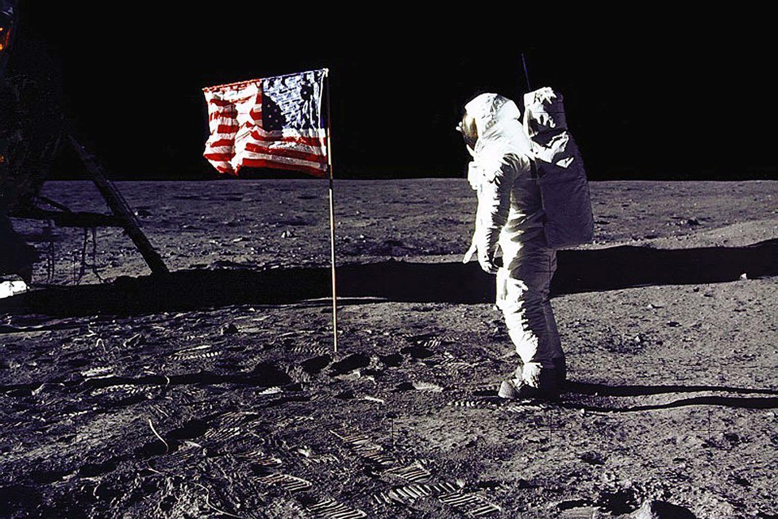 Man On The Moon Remembering Apollo 11 Us News