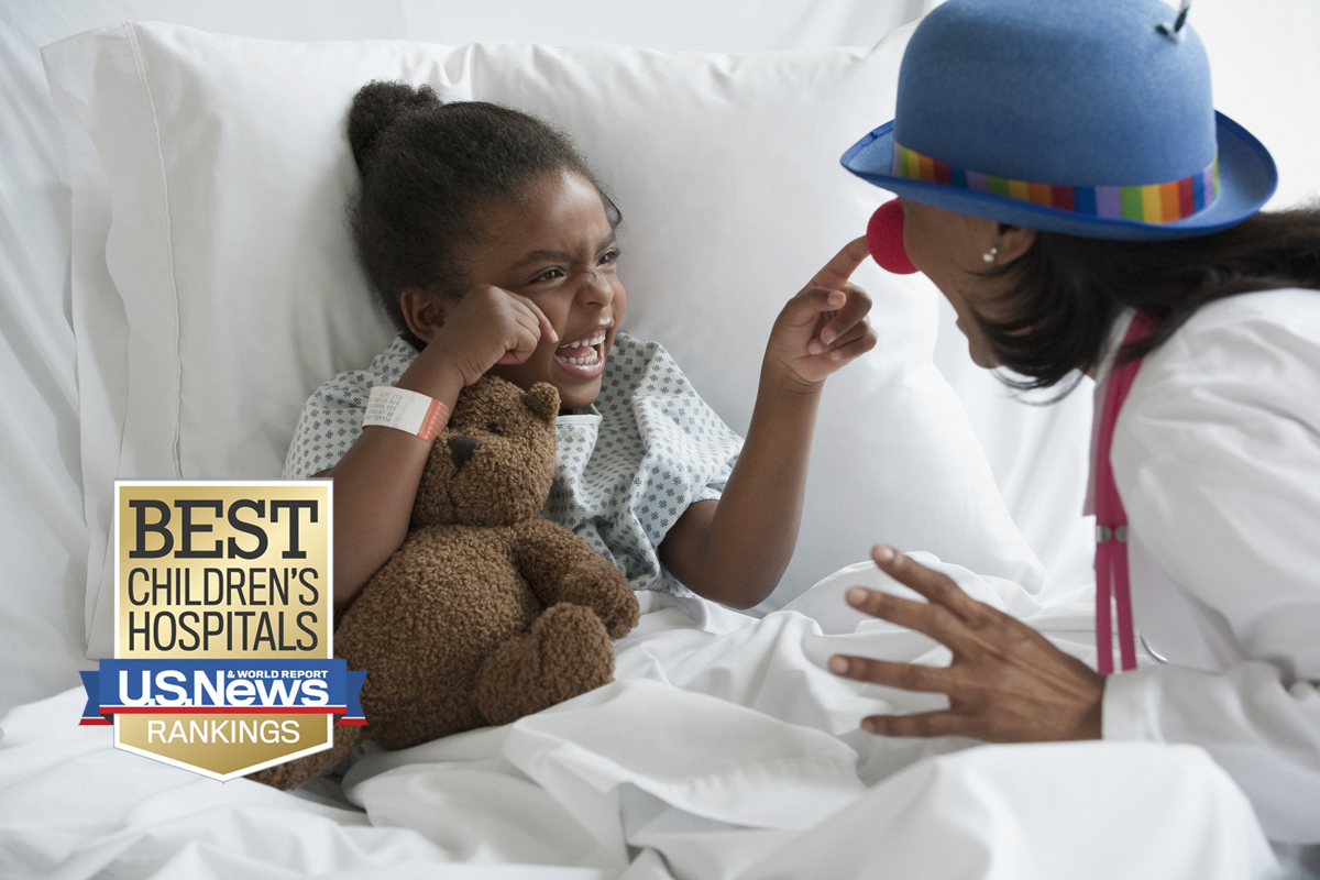 How Children's Hospitals Are Helping Kids With Cancer Be ...