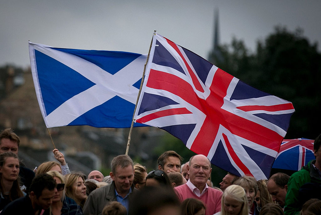 Used Cars Online >> Poll: U.K. Voters Fear Scottish Secession More Than Brexit ...