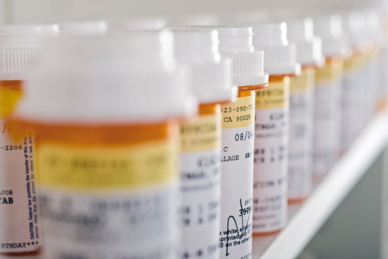 Why might a prescription drug be given to one person, but not to another?