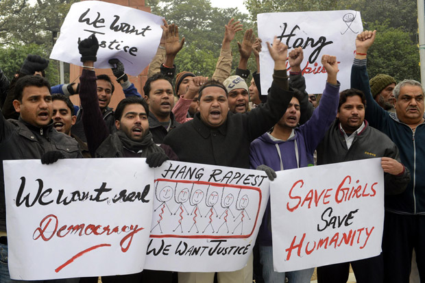India Poised To Establish Death Penalty For Repeat Fatal