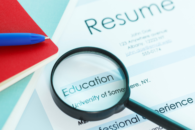 Should I put education on my resume if I did not finish college.?