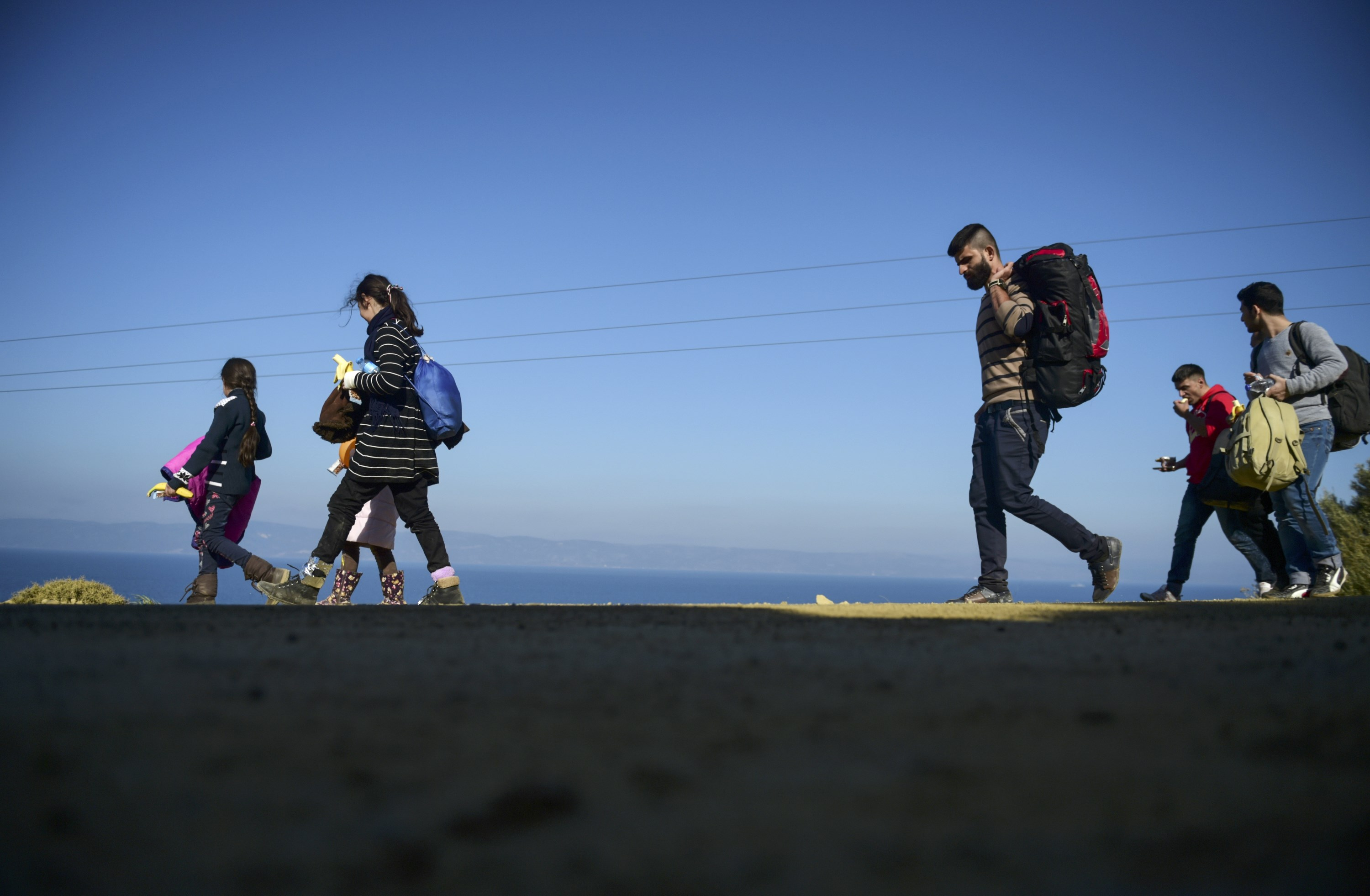 8 Facts About The U S Program To Resettle Syrian Refugees