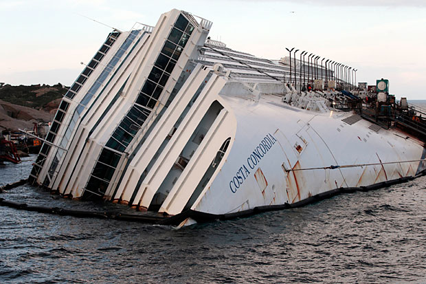 The 8 Worst Cruise Ship Disasters Us News
