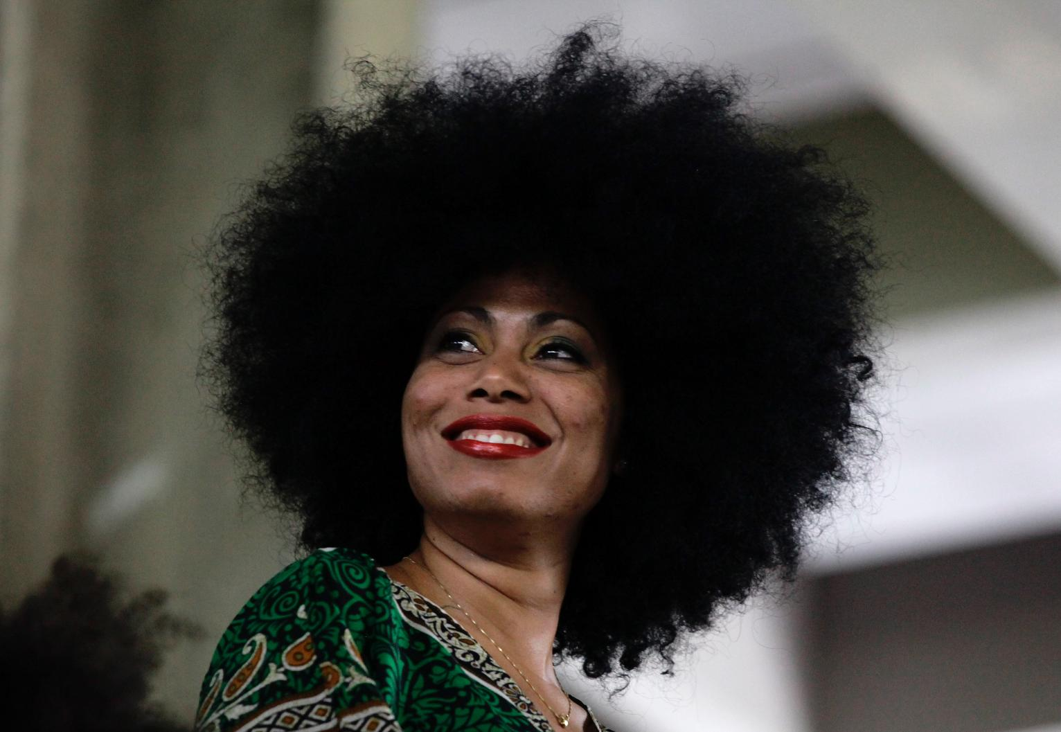 Cuban Artist Puts On Hair Competition To Bolster Black