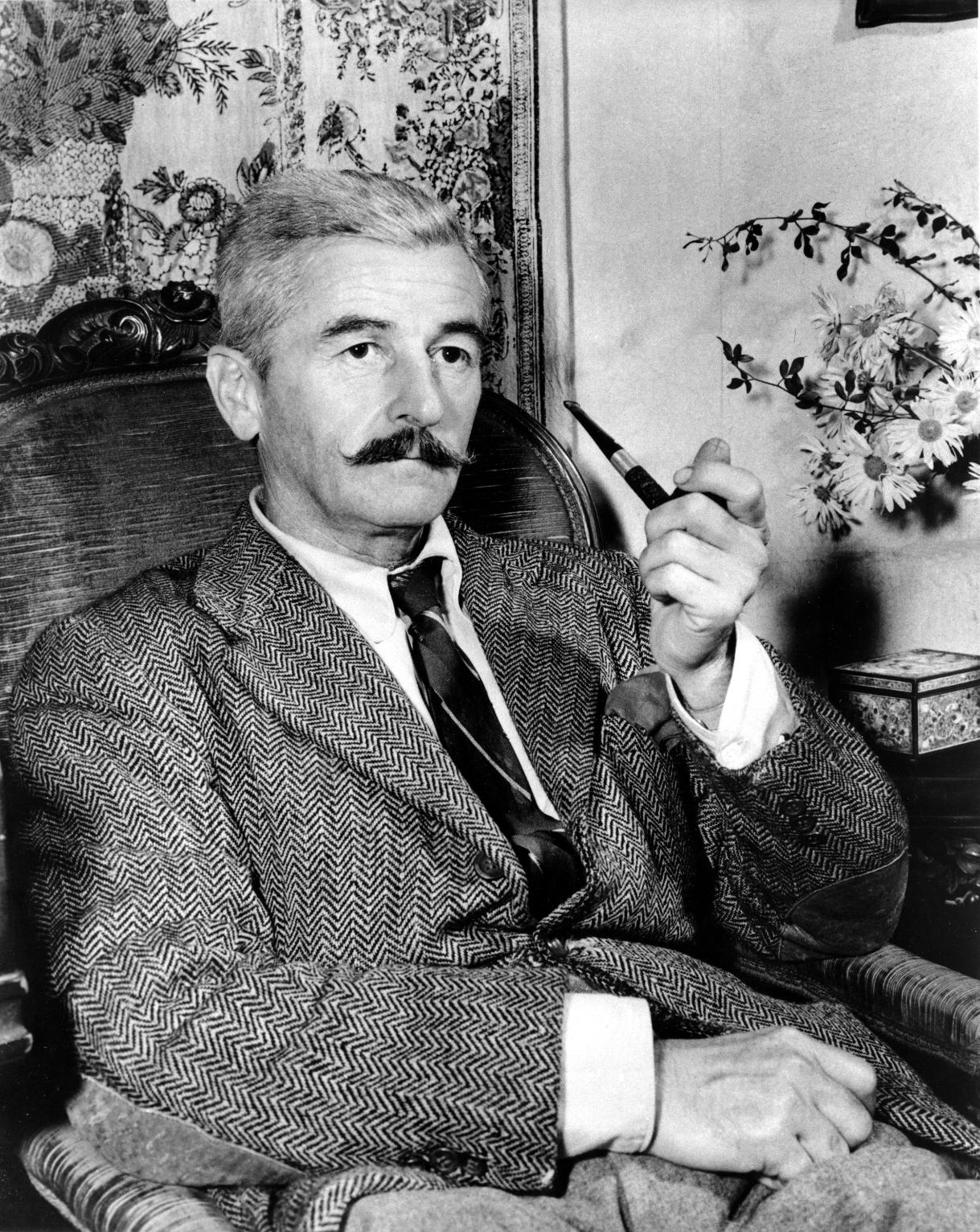 The influence of environment on the works of william faulkner