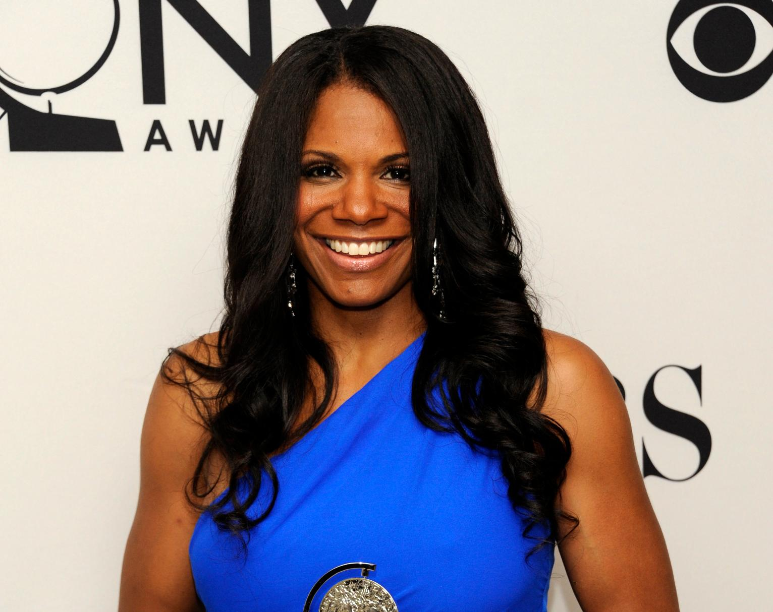 Broadway Star Audra Mcdonald Gives Birth To Baby Daughter