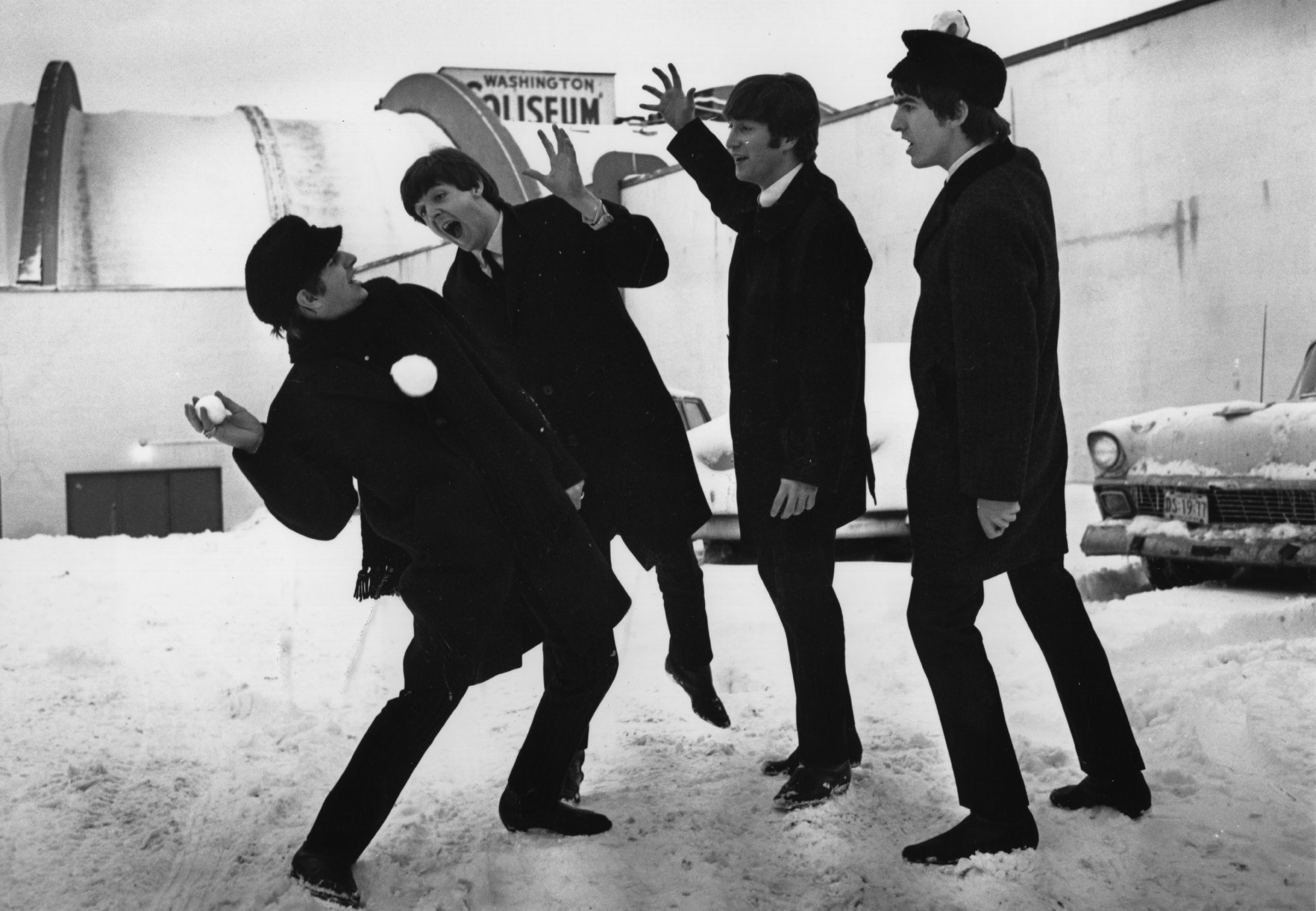 The Beatles 50 Years Later   US News
