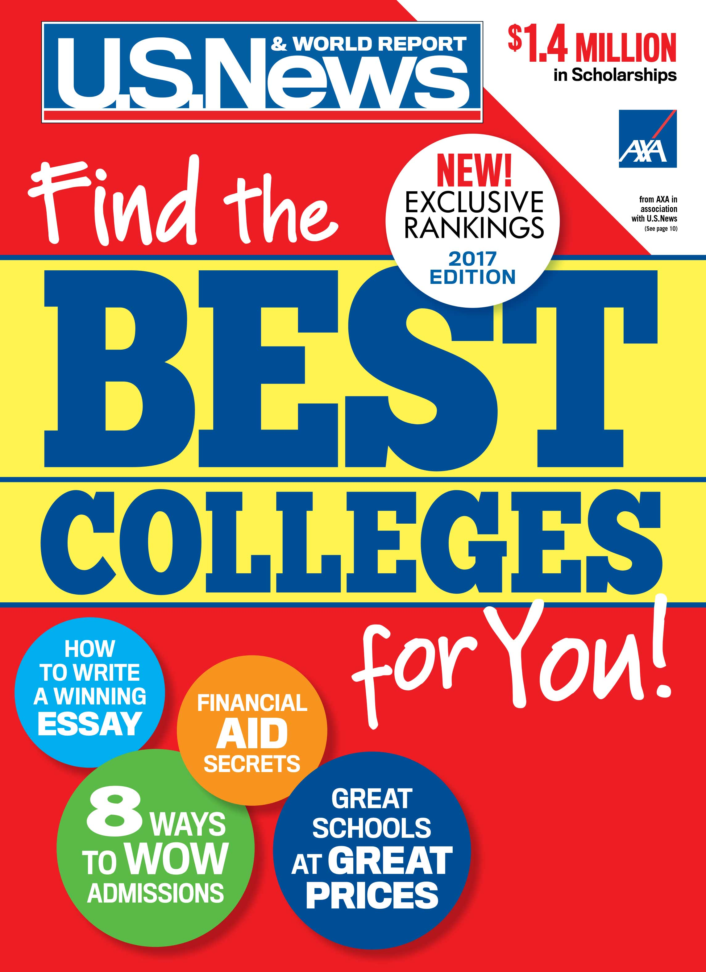 Best colleges 2017 guidebook