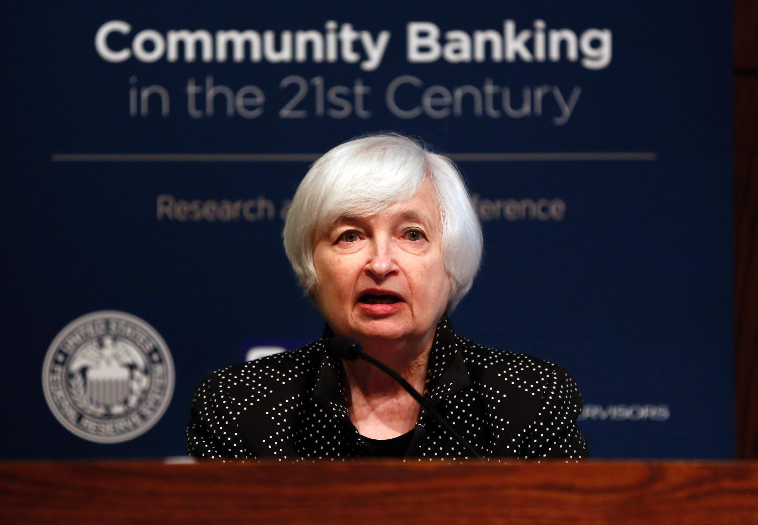 Yellen globalization makes higher education increasingly important wall street journal - File In This Sept 30 2015 File Photo Federal Reserve Chair Janet