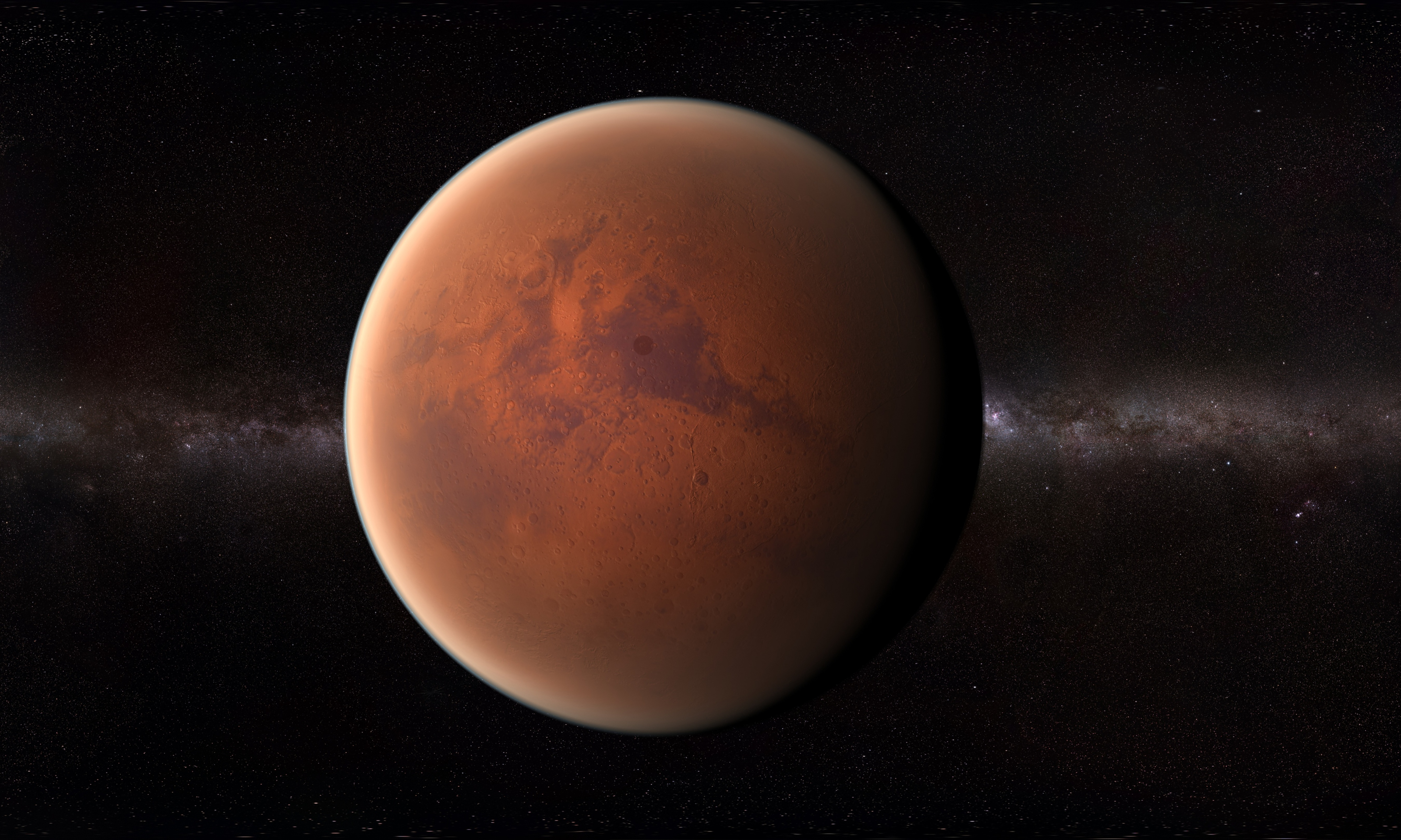 Mars May Have Been More Like Earth Than Previously Thought   US News