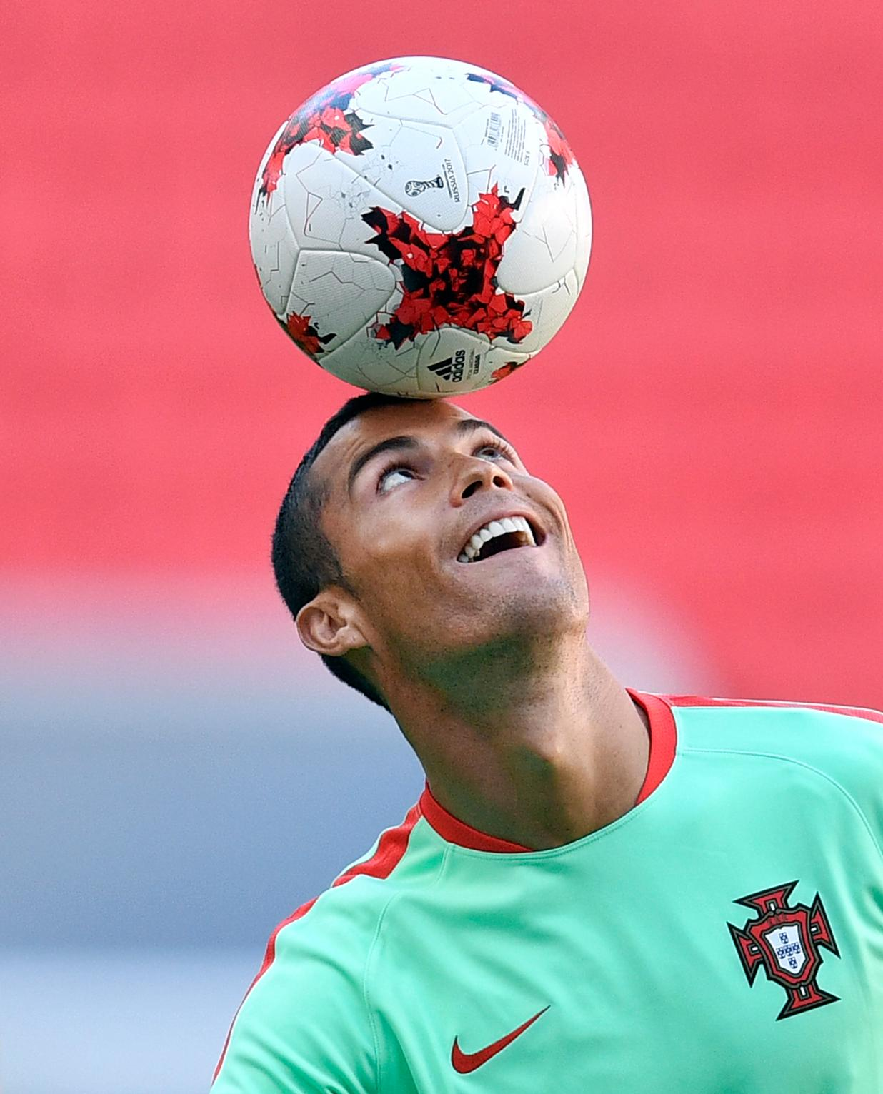 Portugal Beim Confed Cup Portugal Teams Fifa Confederations