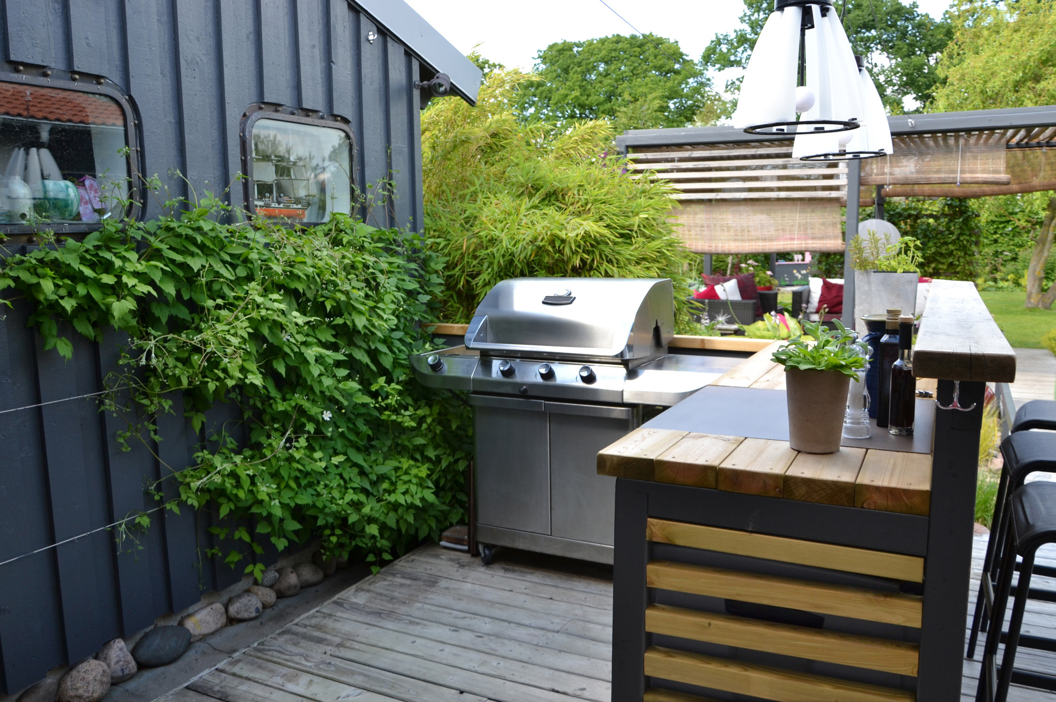 Modular Outdoor Kitchen Units Creating Your Ideal Outdoor Kitchen Us News Real Estate