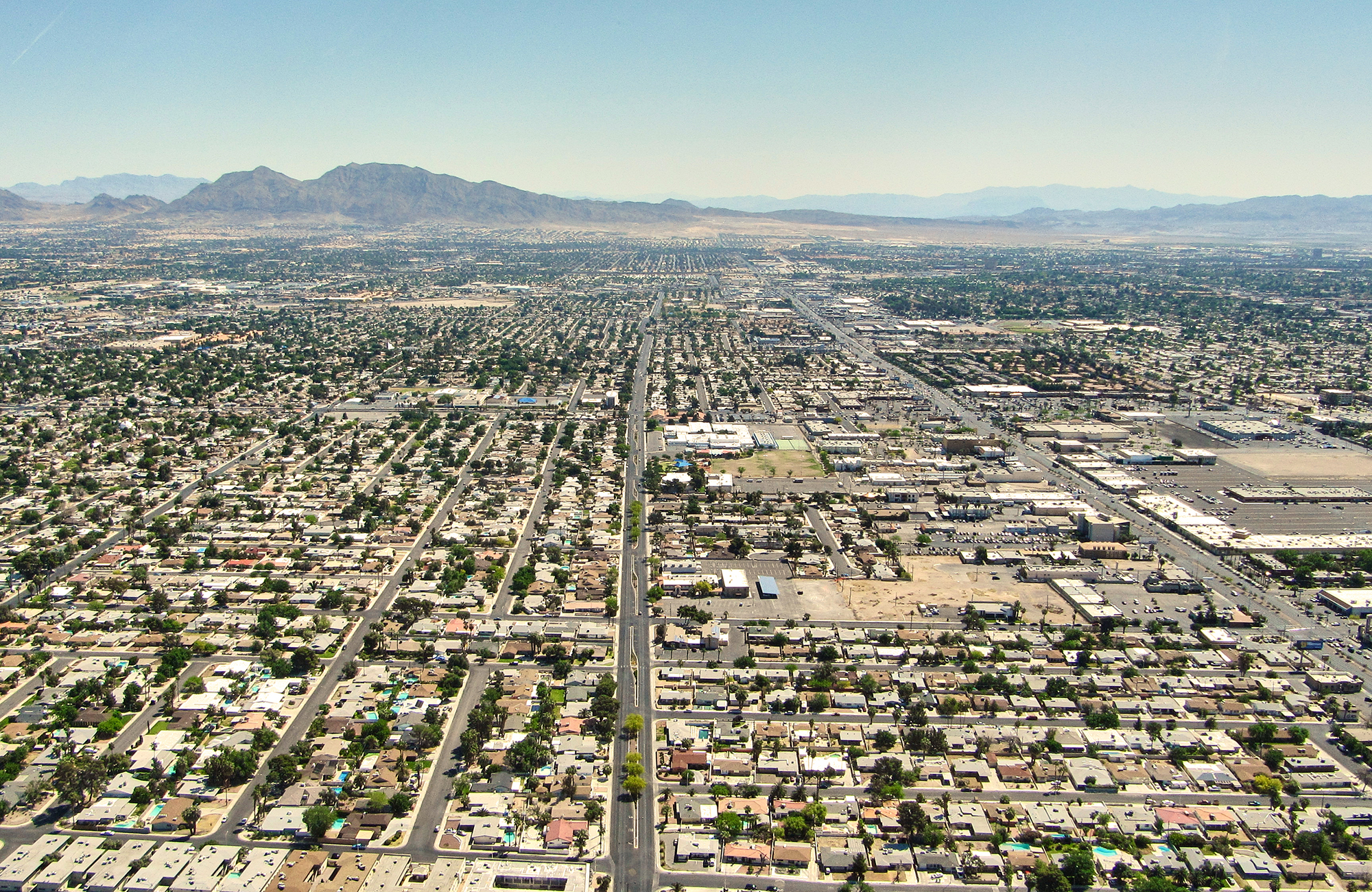 55 and over living in las vegas - Las Vegas Henderson Or North Las Vegas Where Should You Live