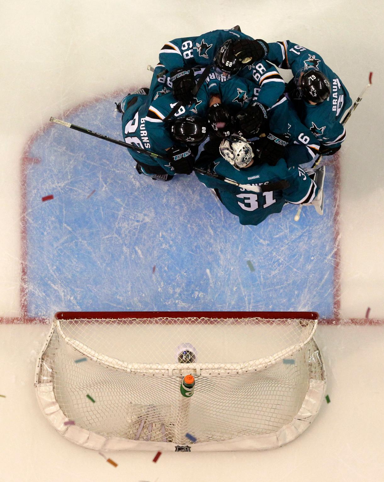 St. Louis and San Jose face off in Western Conference finals   Sports News   US News