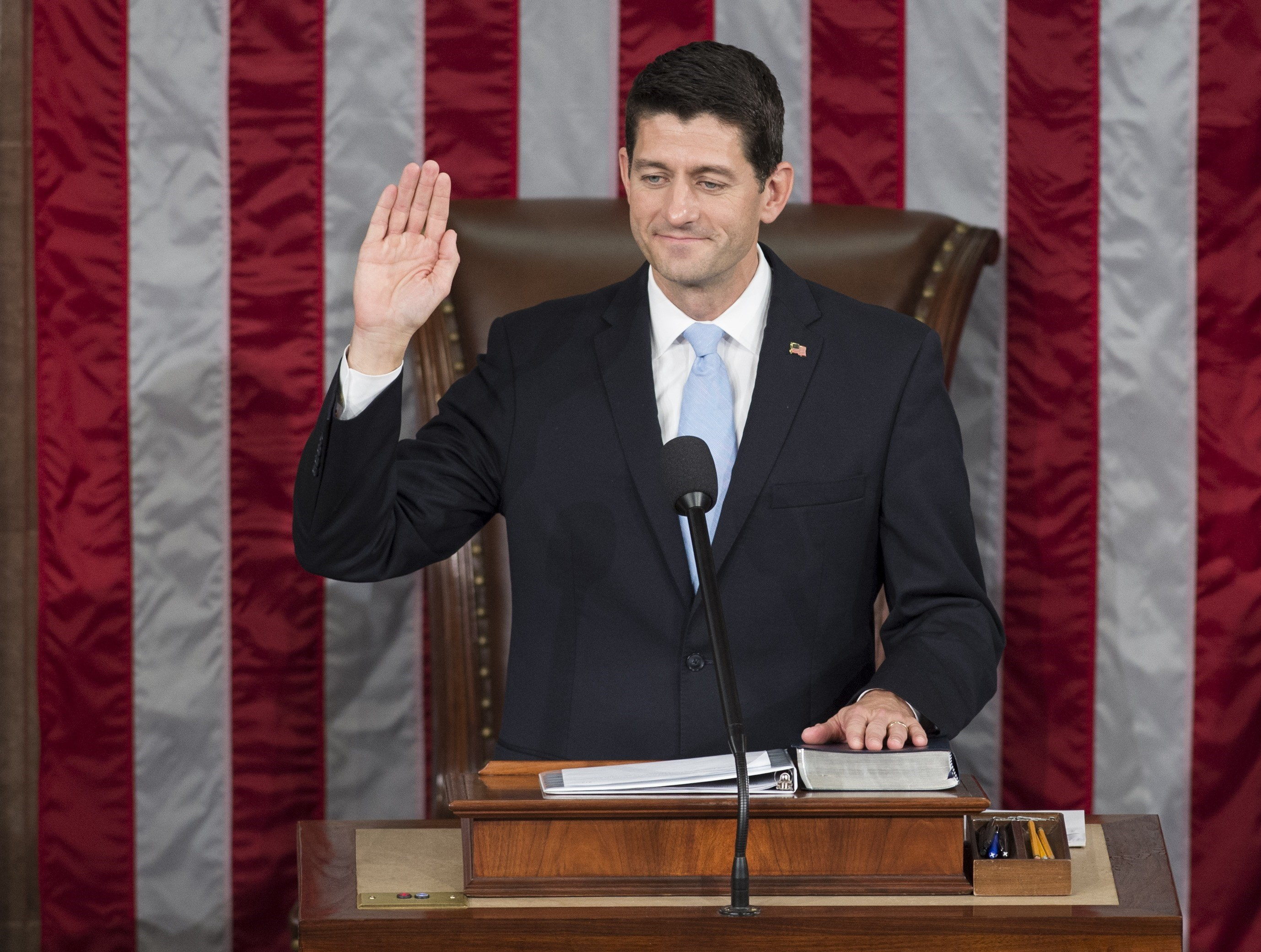 US House Speaker Ryan Says He Will Replace Obamacare