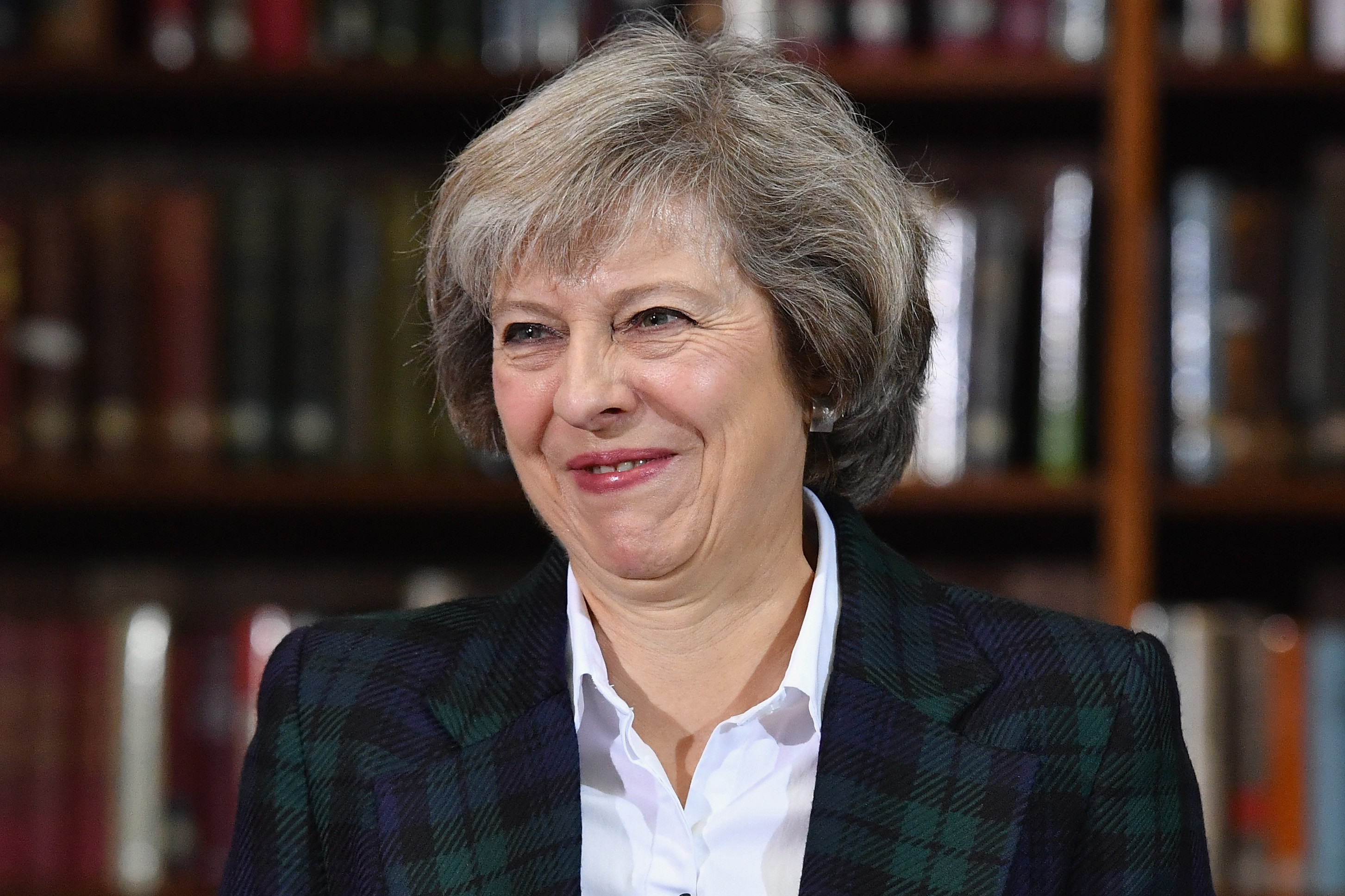 Theresa May Is the New Favorite to Be the Next U.K. Prime ...