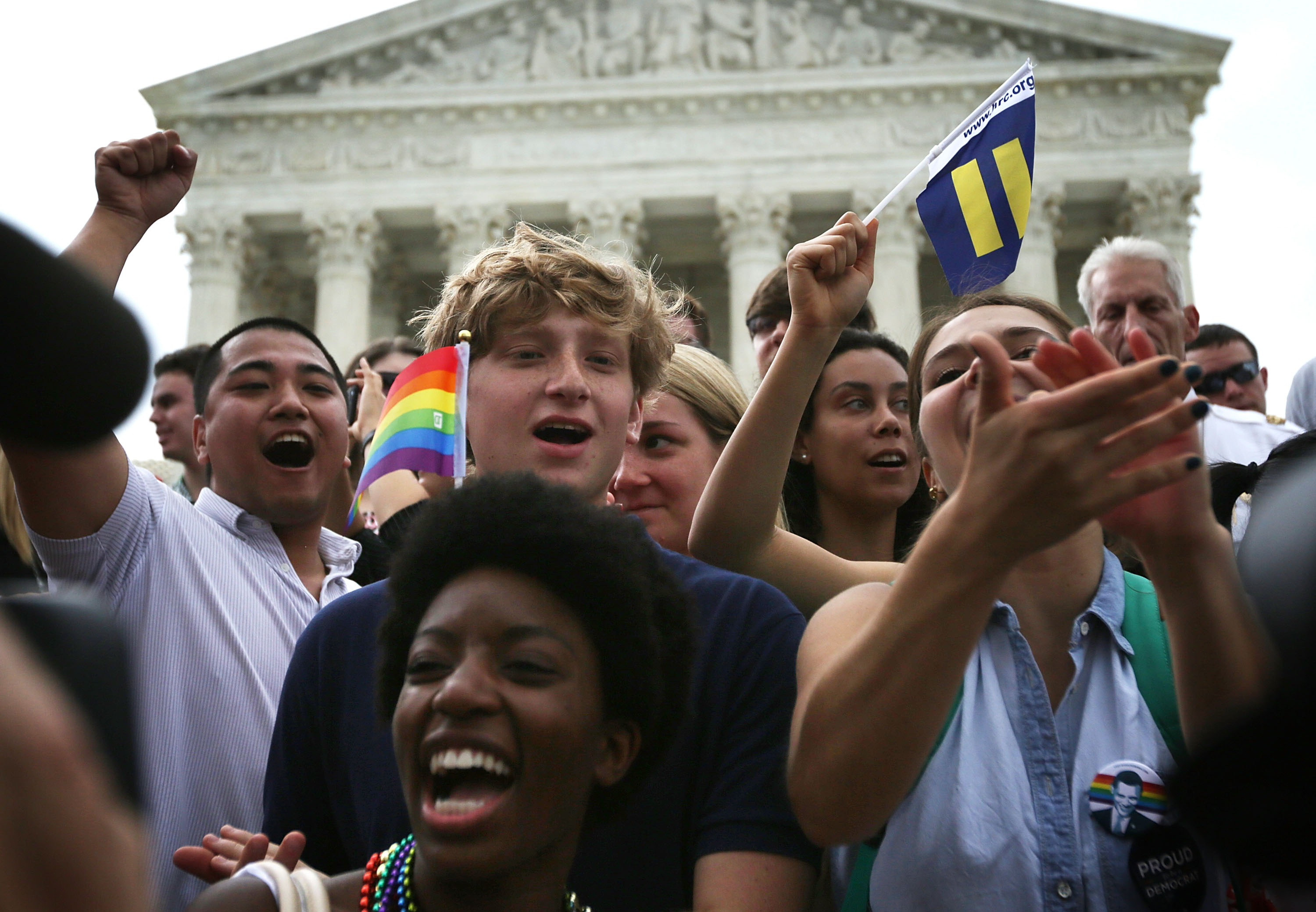 essays on legalizing gay marriages