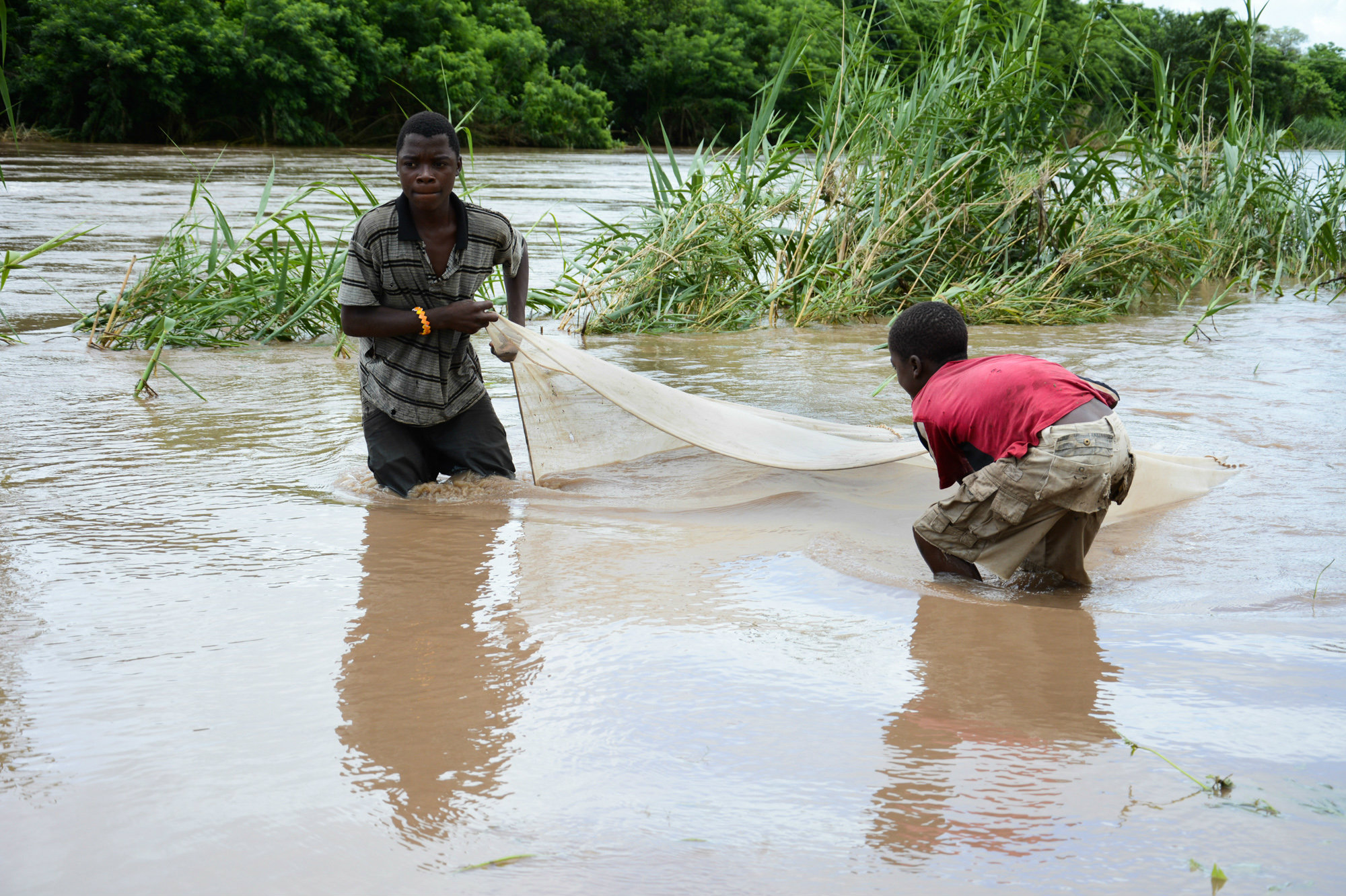 Devastating Floods In Malawi World News Us News
