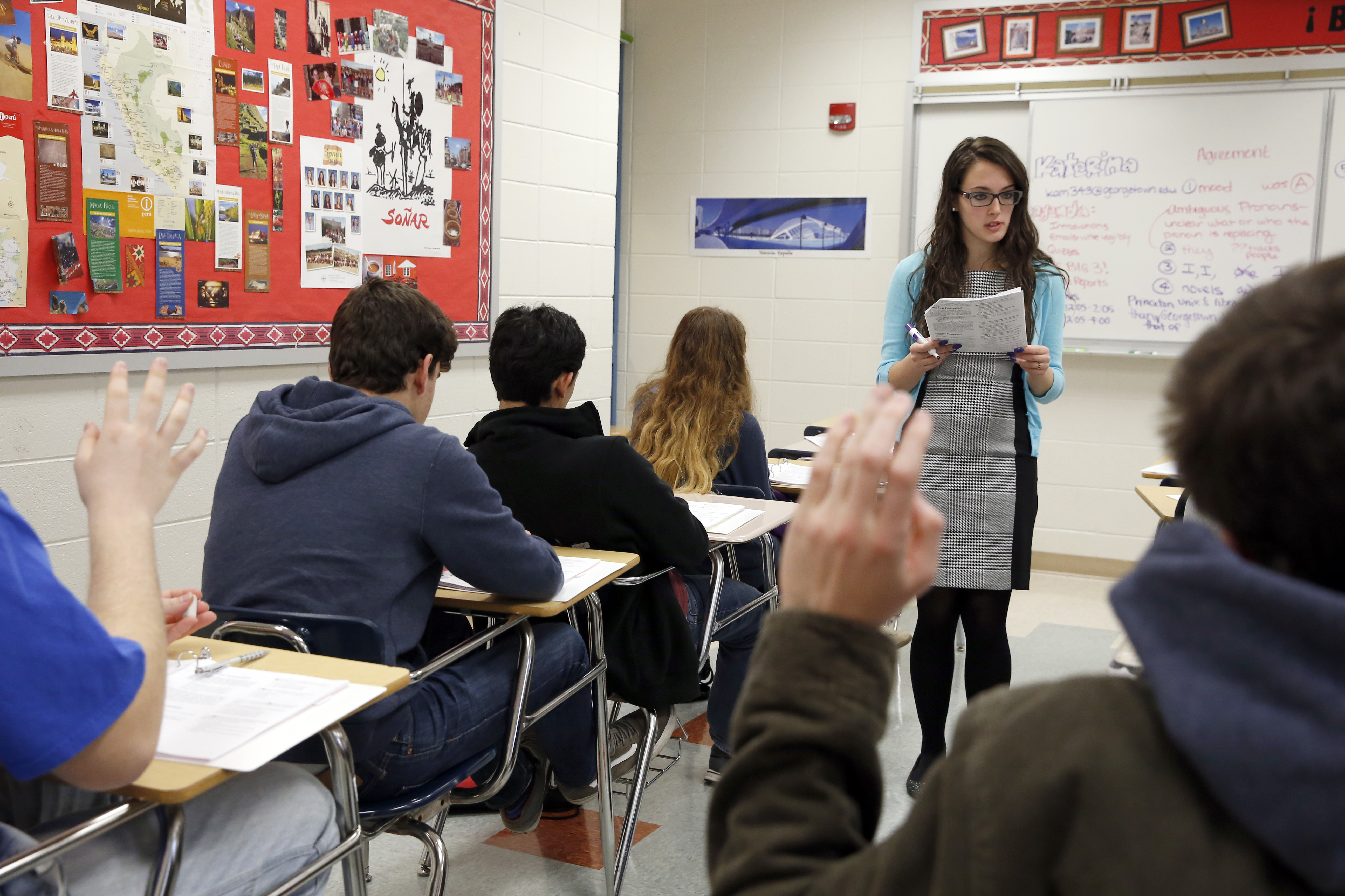Should high school students be allowed to take college courses?