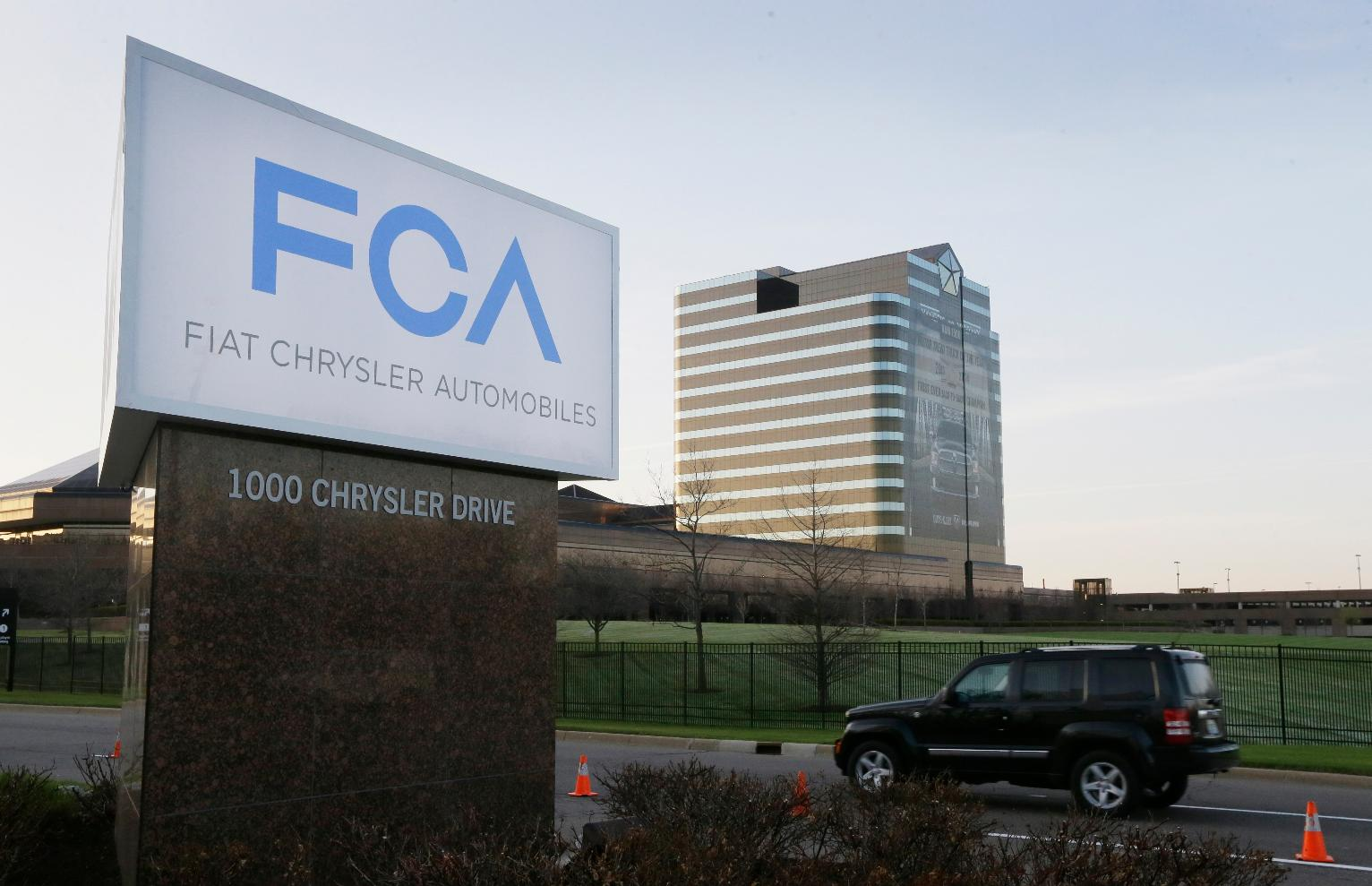 Feds probe Fiat Chrysler over alleged false sales reports | Business News | US News