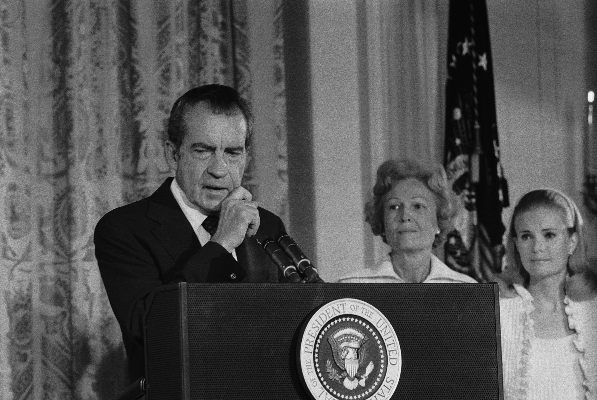 Nixon Administration Cabinet Watergate And The White House The Third Rate Burglary That
