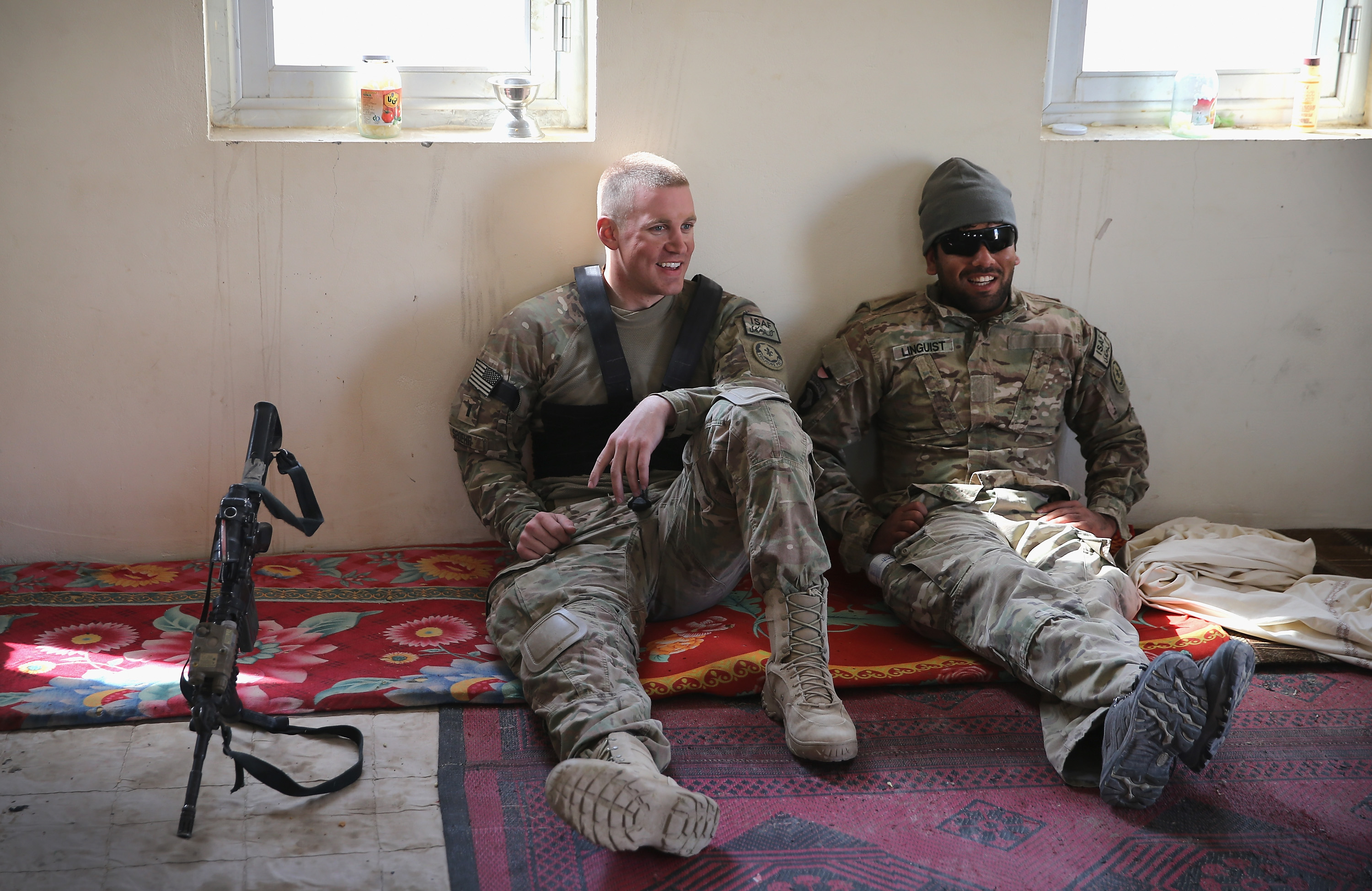 Why should Afghans Enjoy their Cellphone Service at the Cost of US Lives?