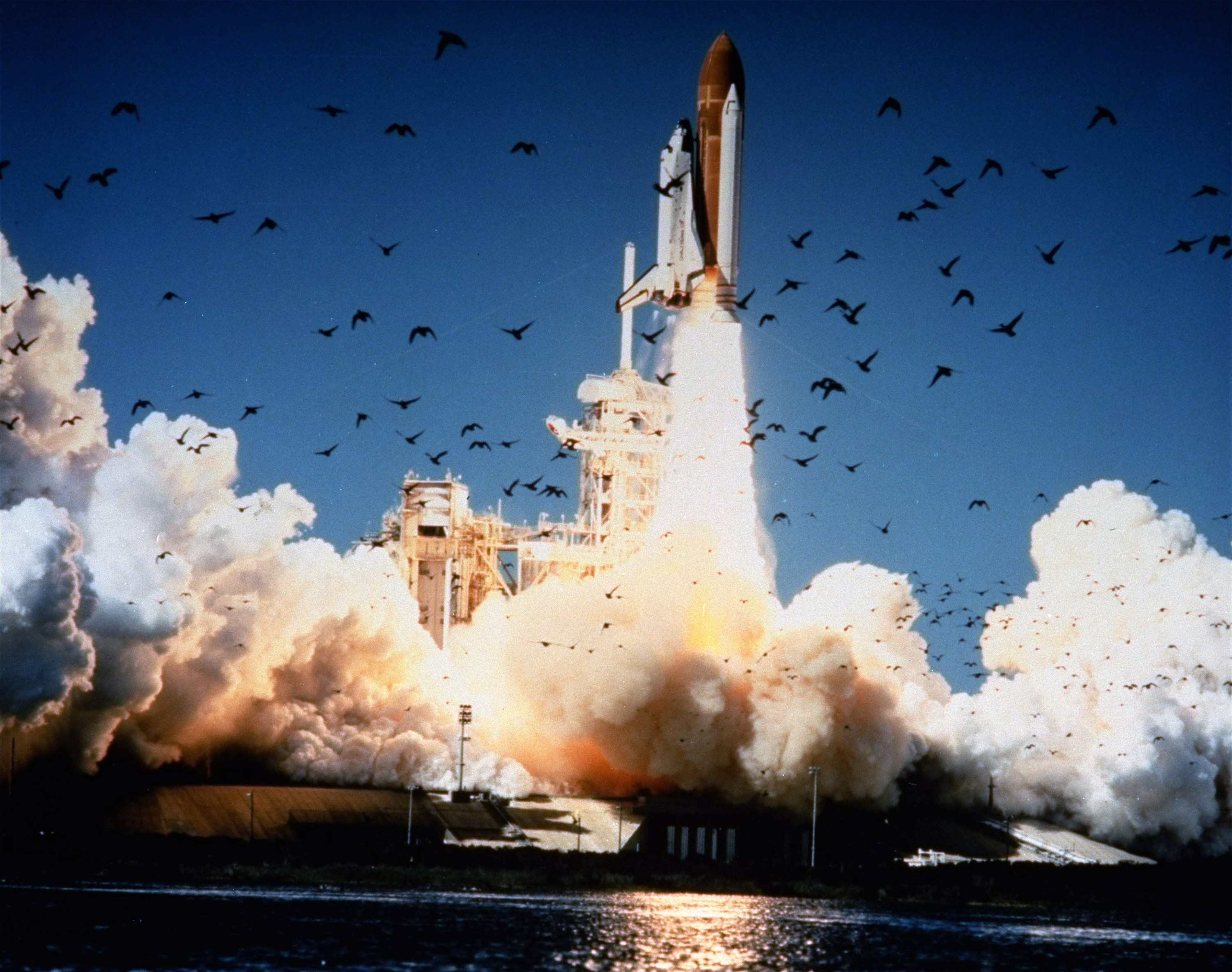 space shuttle challenger disaster and people